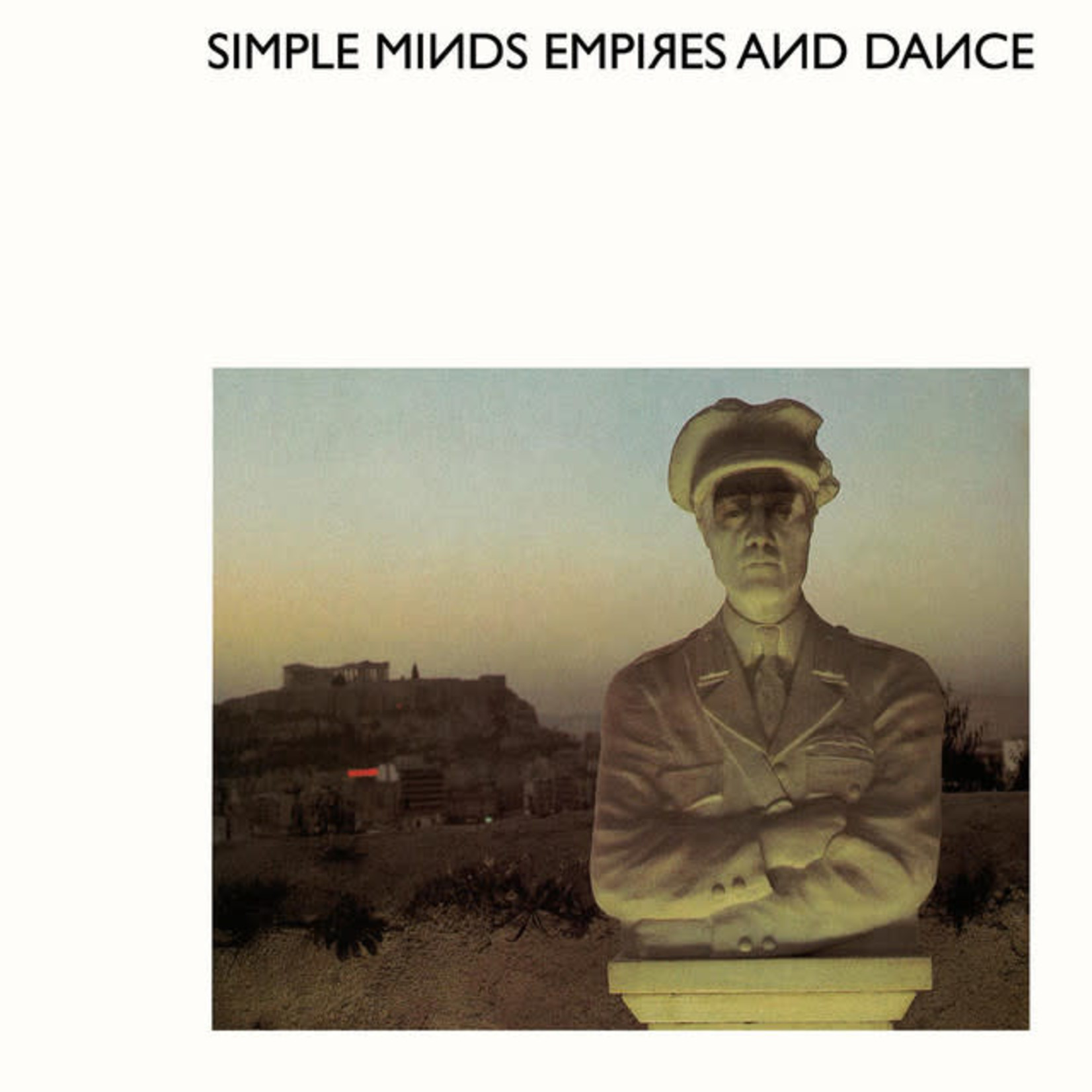 Vinyl Simple Minds - Empires and Dance