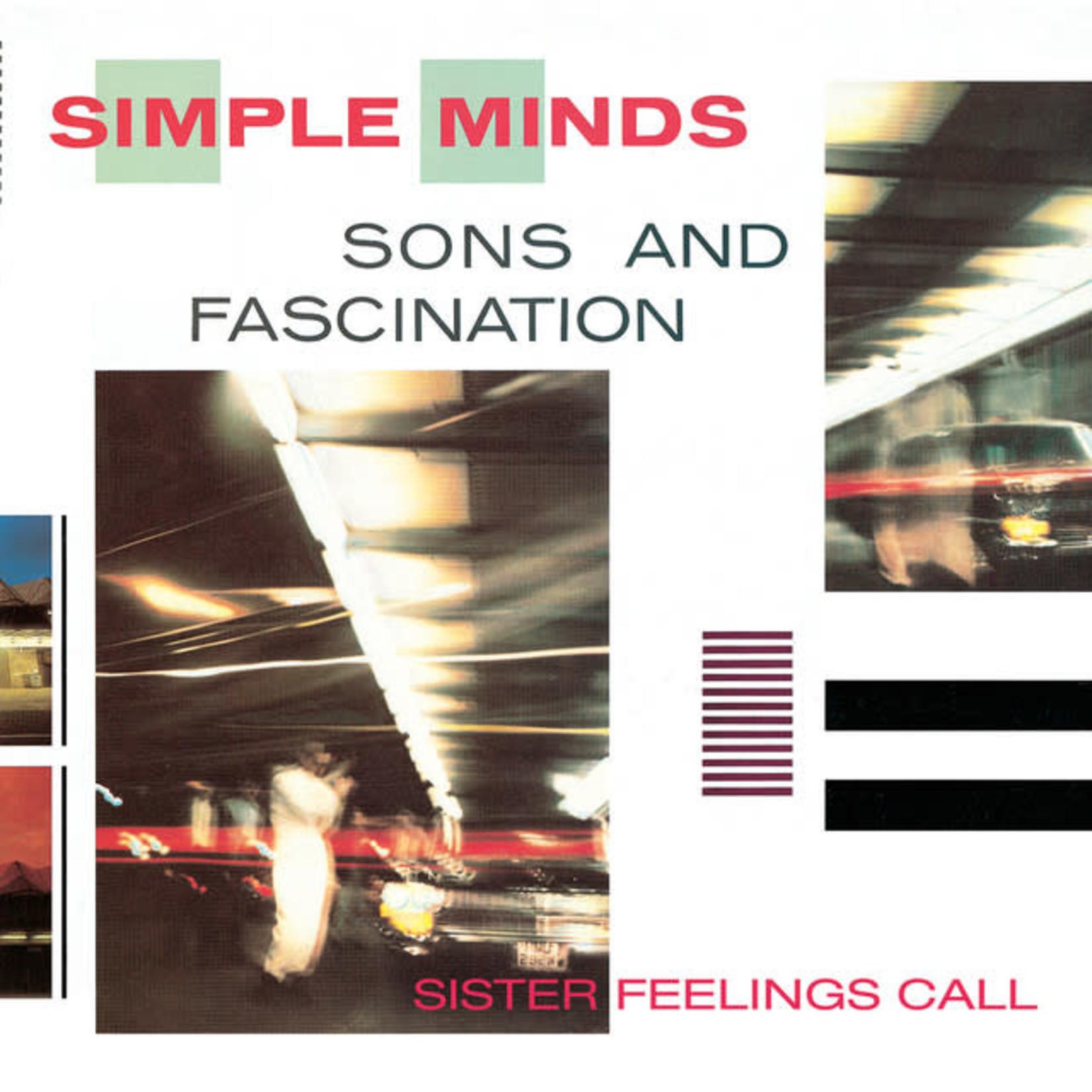 Vinyl Simple Minds - Sister Feelings Call