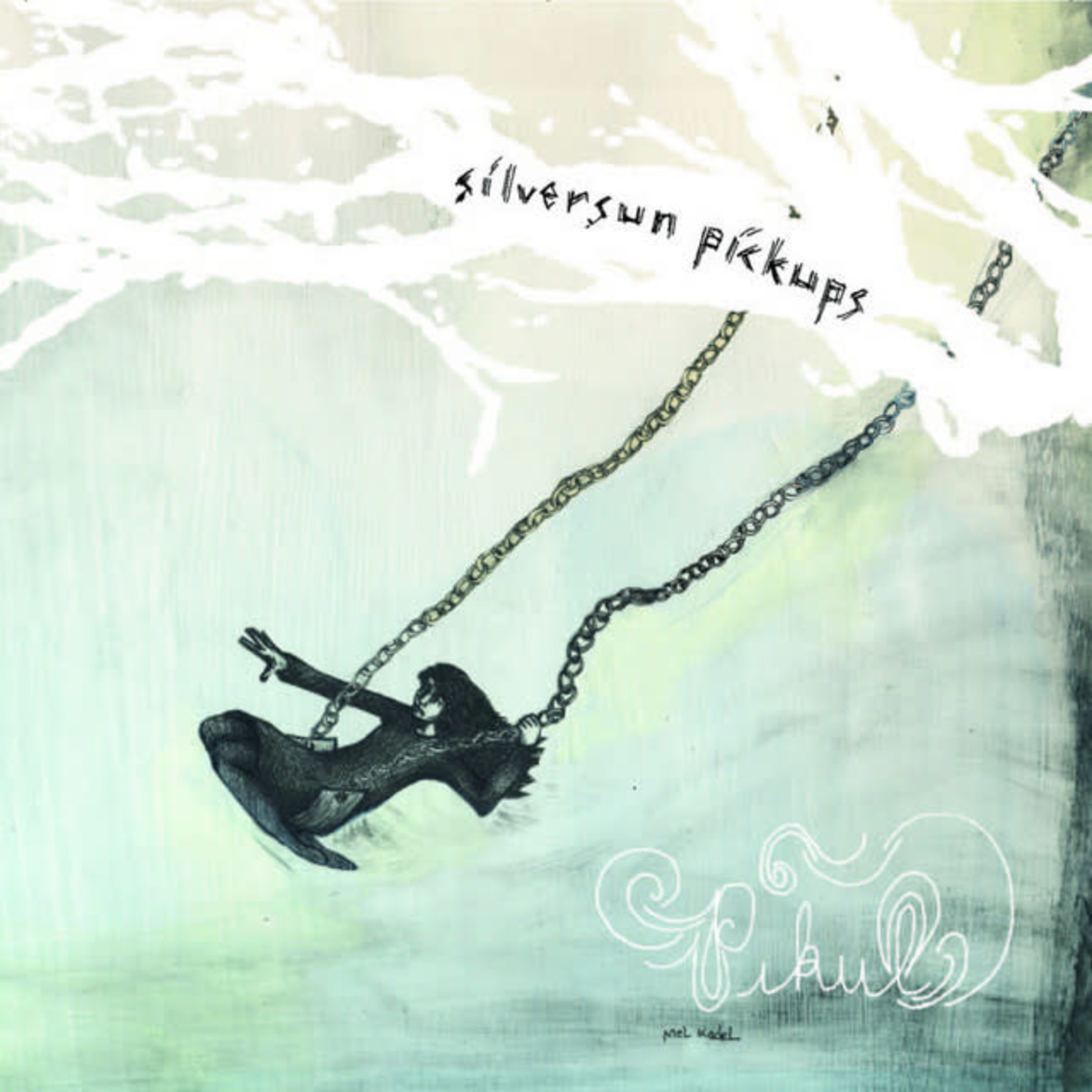 Vinyl Silversun Pickups - Pikul