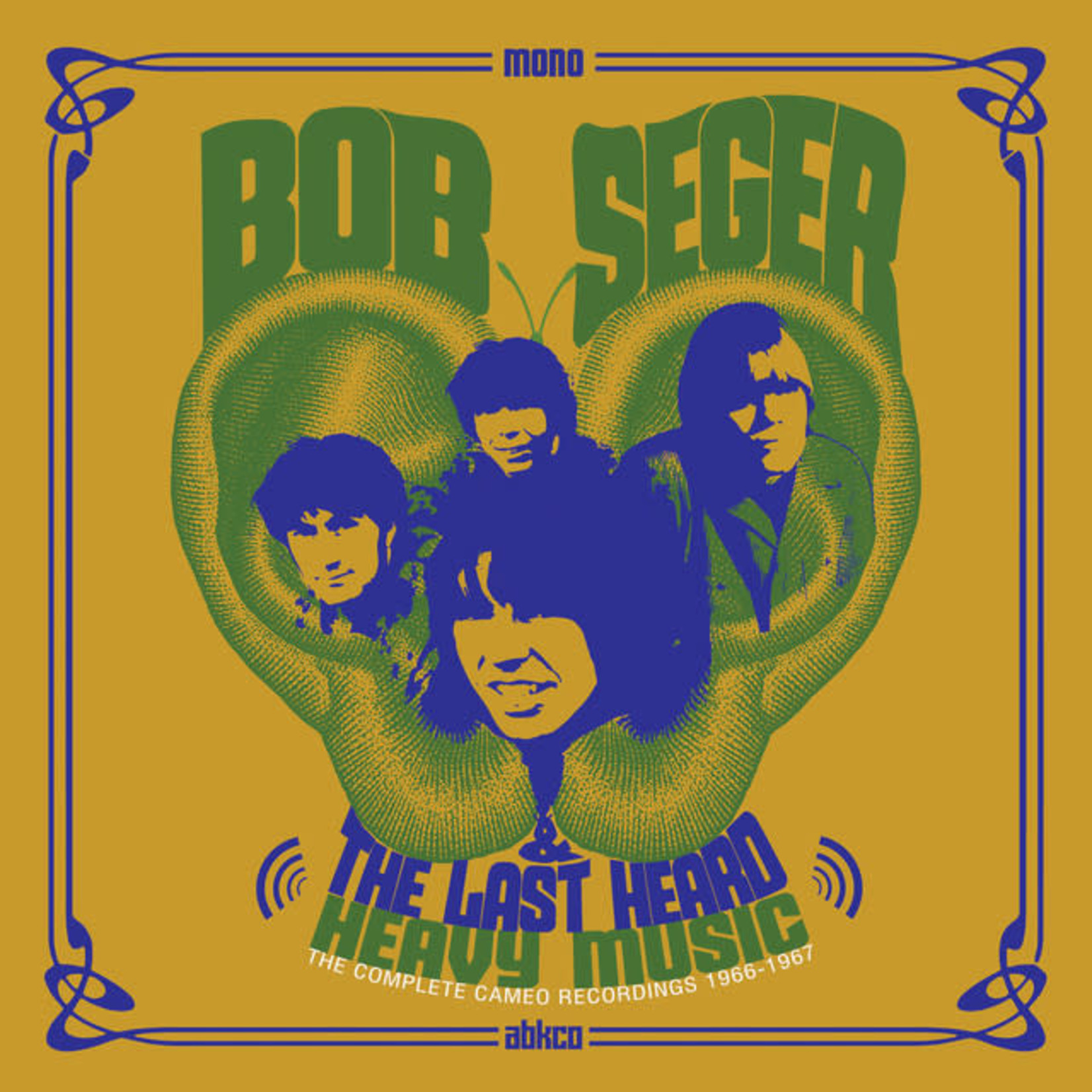 Vinyl Bob Seger - Heavy Music