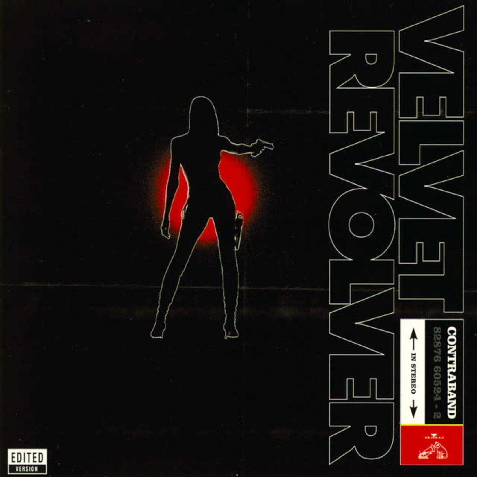 Vinyl Velvet Revolver - Contraband