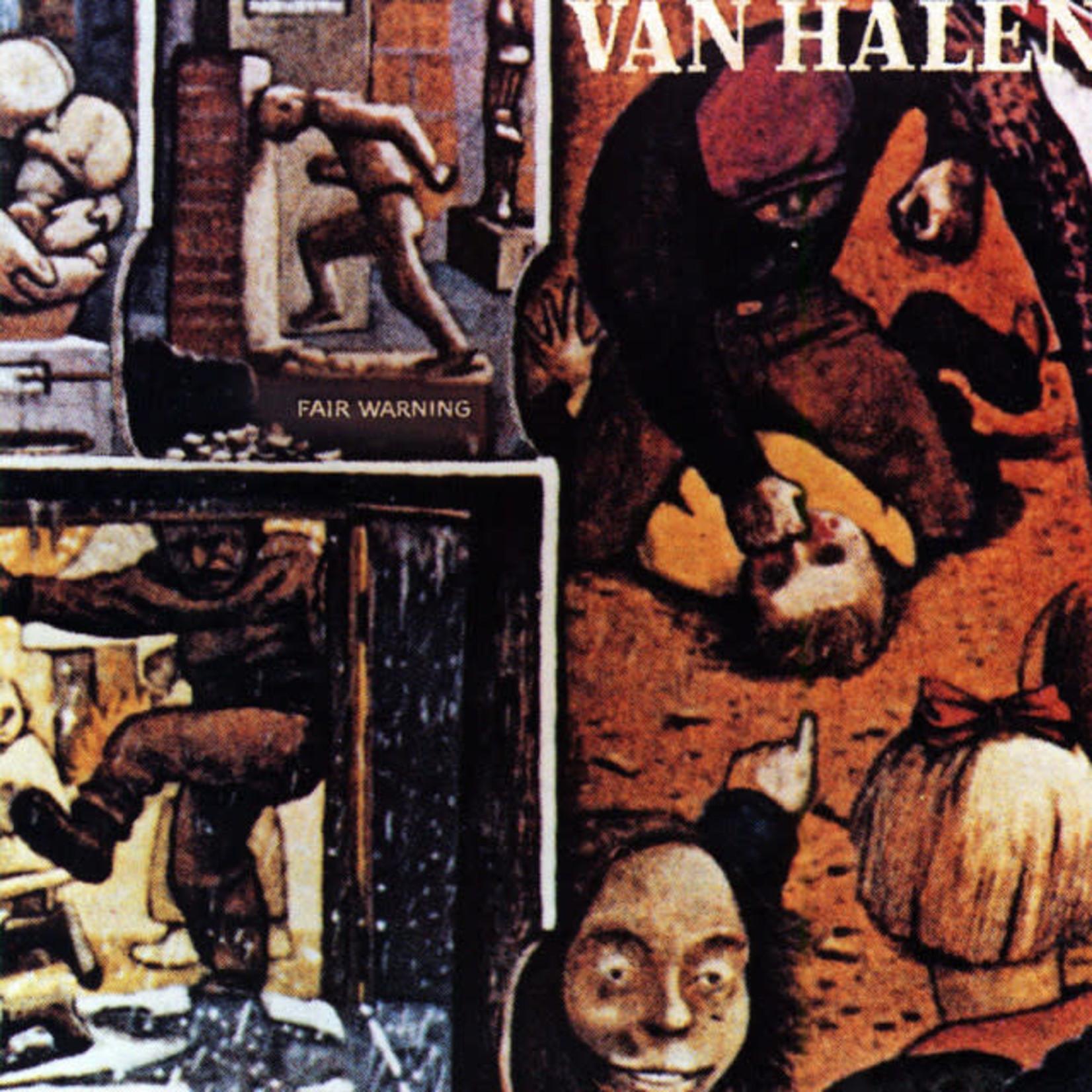 Vinyl Van Halen - Fair Warning
