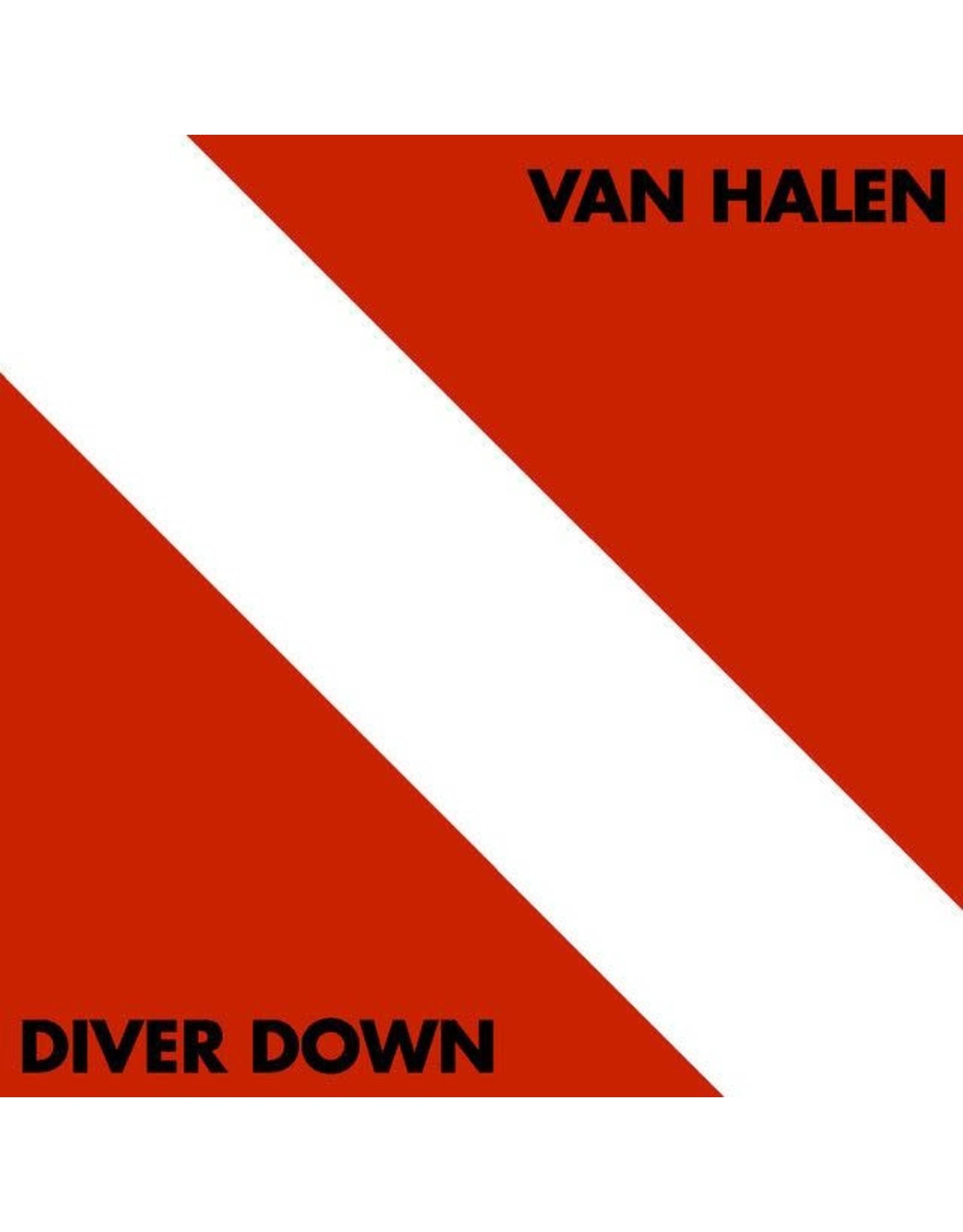 Vinyl Van Halen - Diver Down