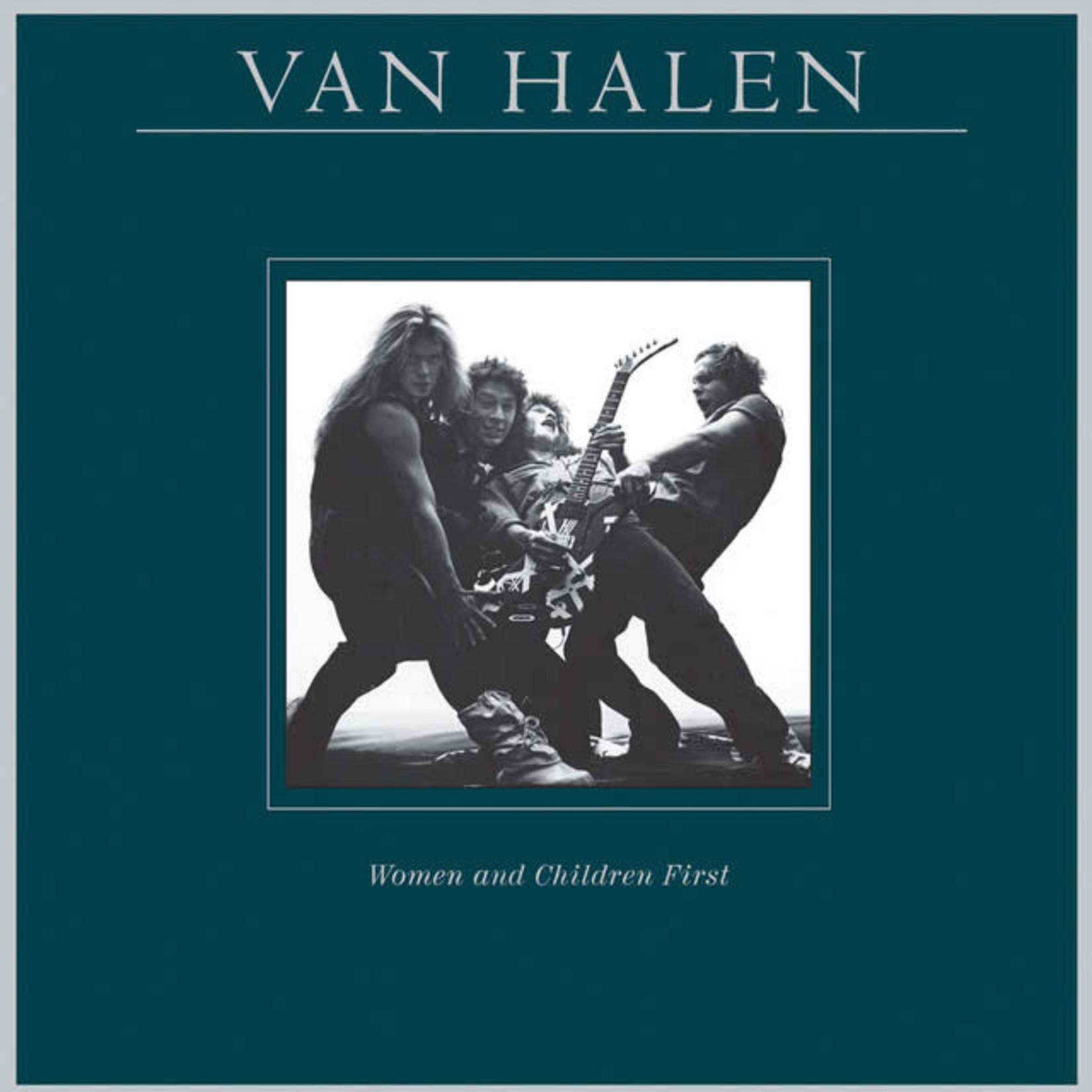 Vinyl Van Halen - Women And Children First