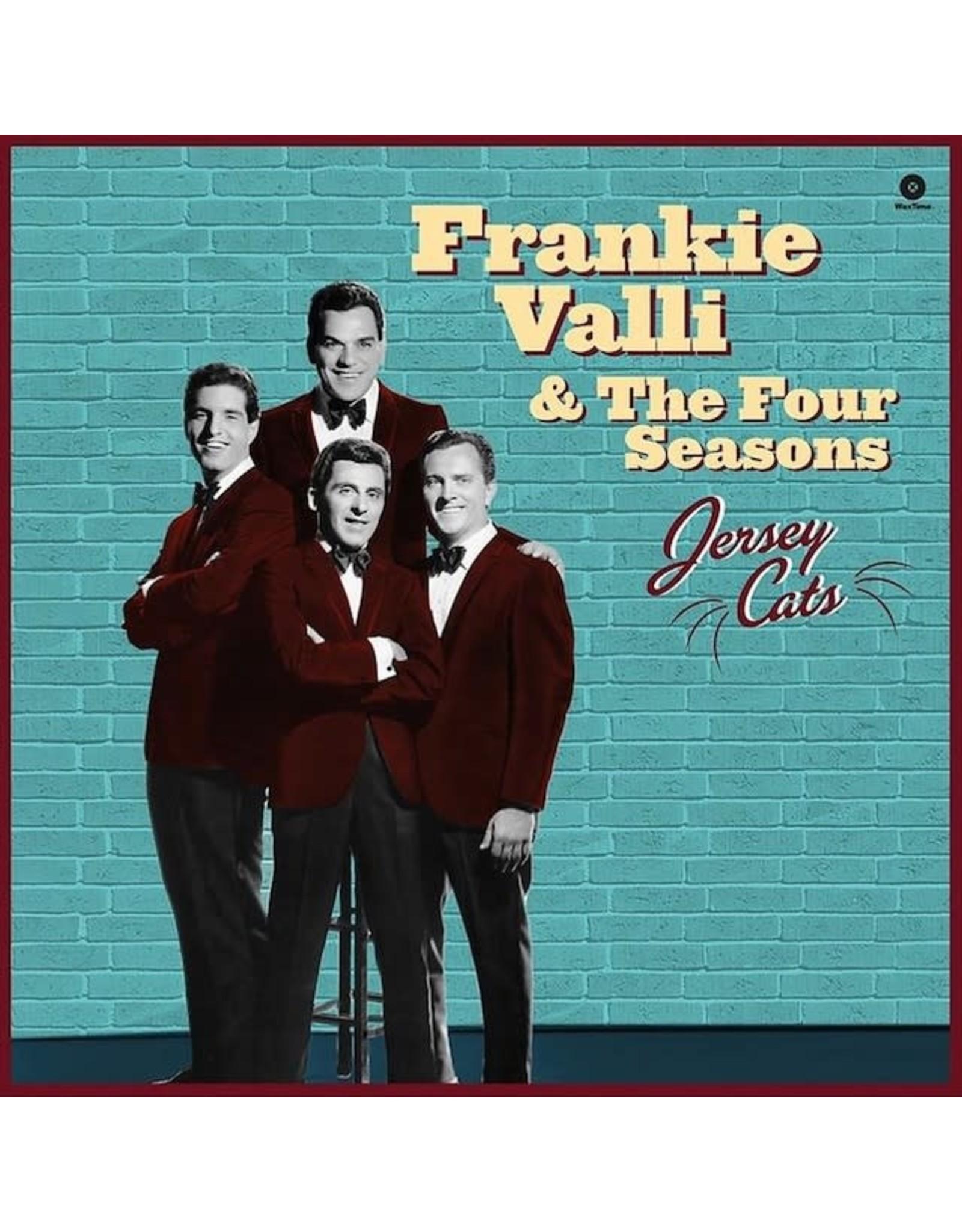 Vinyl Frankie Valli & The Four Seasons - Jersey Cats