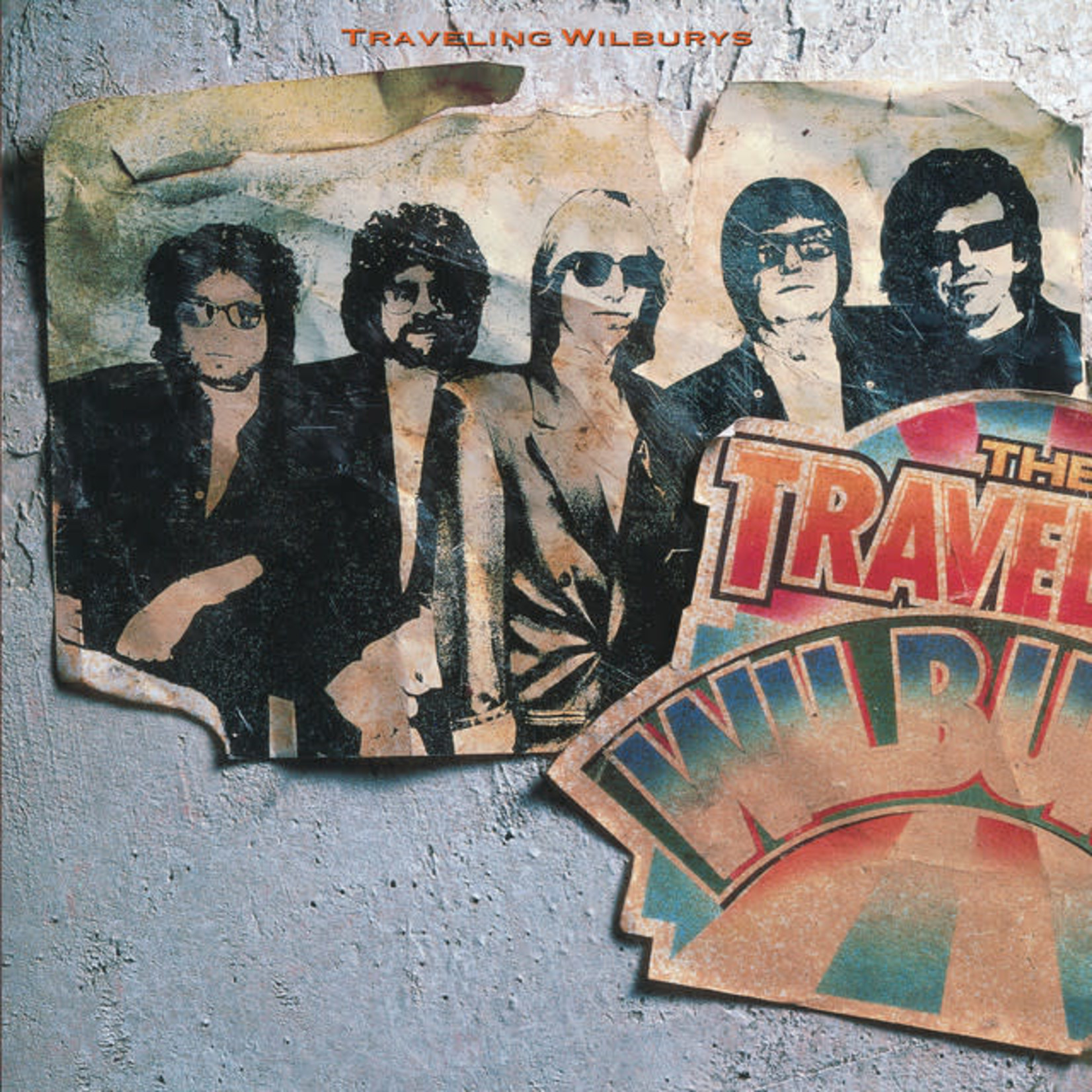 Vinyl Traveling Wilburys - Vol 1