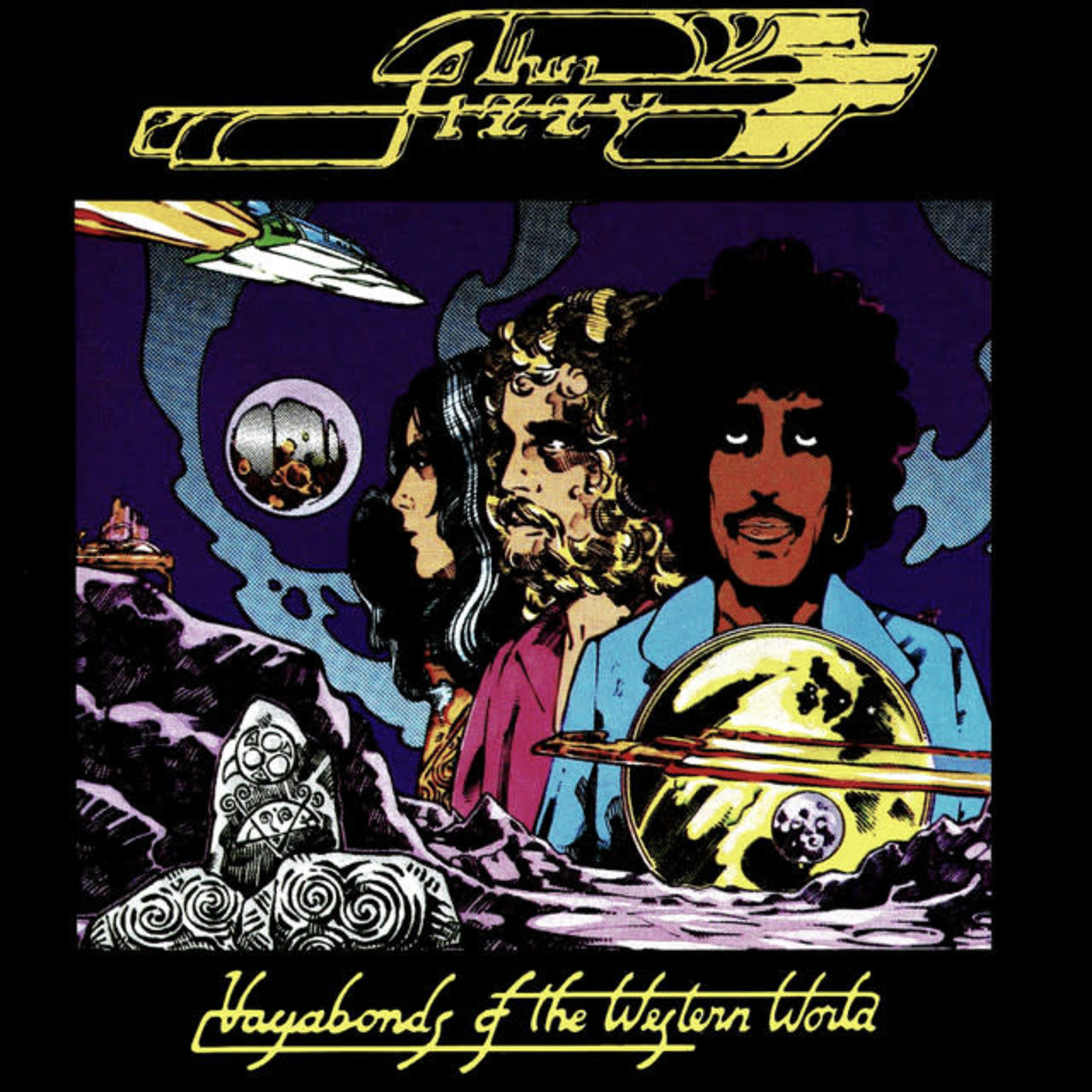 Vinyl Thin Lizzy - Vagabonds Of The World