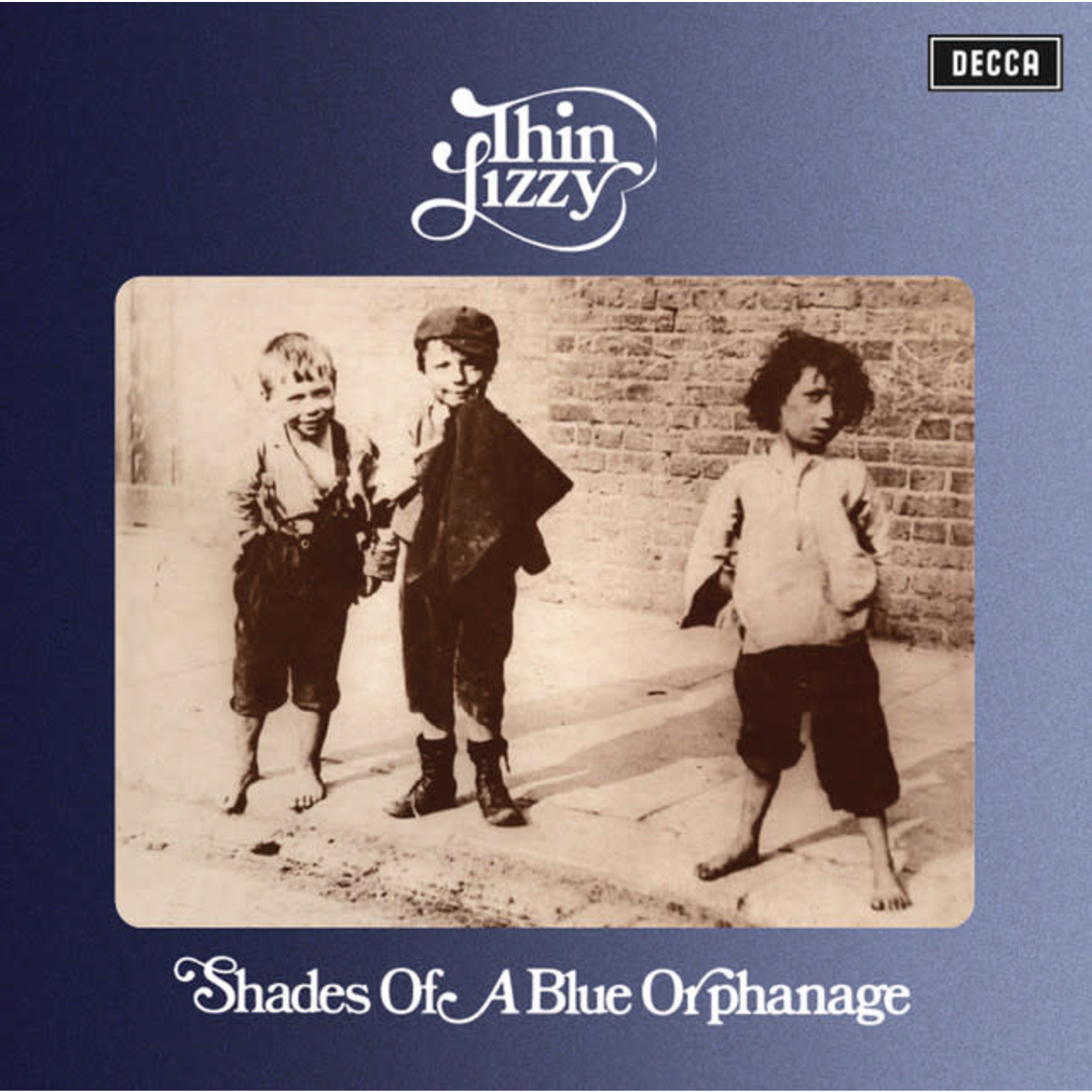Vinyl Thin Lizzy - Shades Of A Blue Orphanage