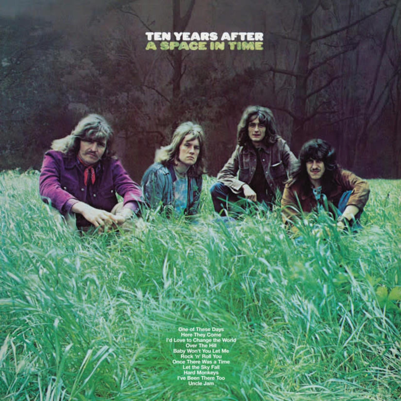 Vinyl Ten Years After - A Space In Time