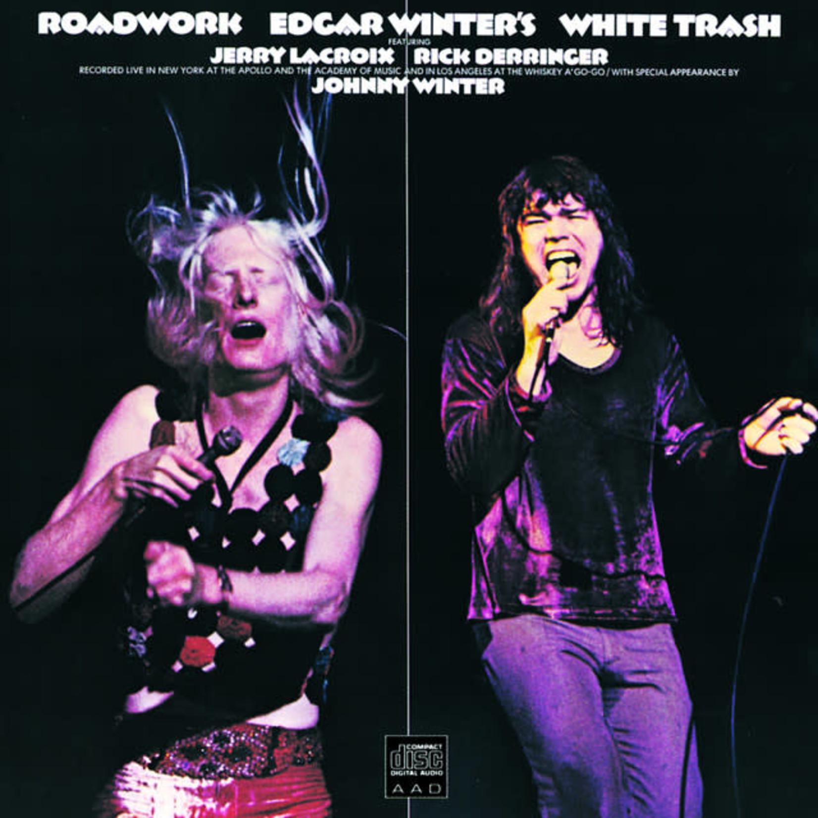 Vinyl Edgar Winter's White Trash - Roadwork