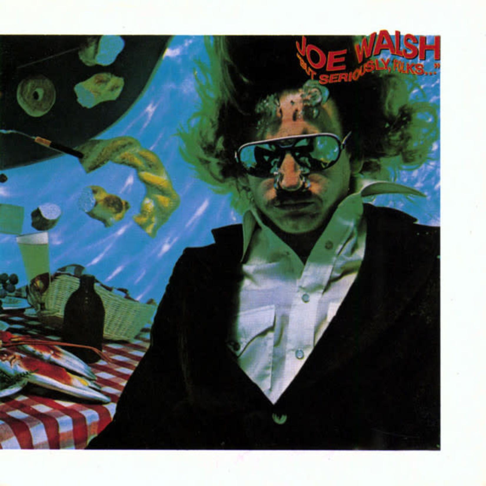 Vinyl Joe Walsh - But Seriously, Folks...