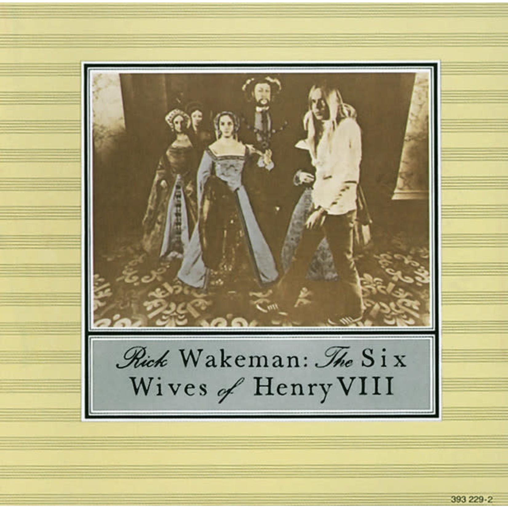 Vinyl Rick Wakeman - The Six Wives of Henry VIII