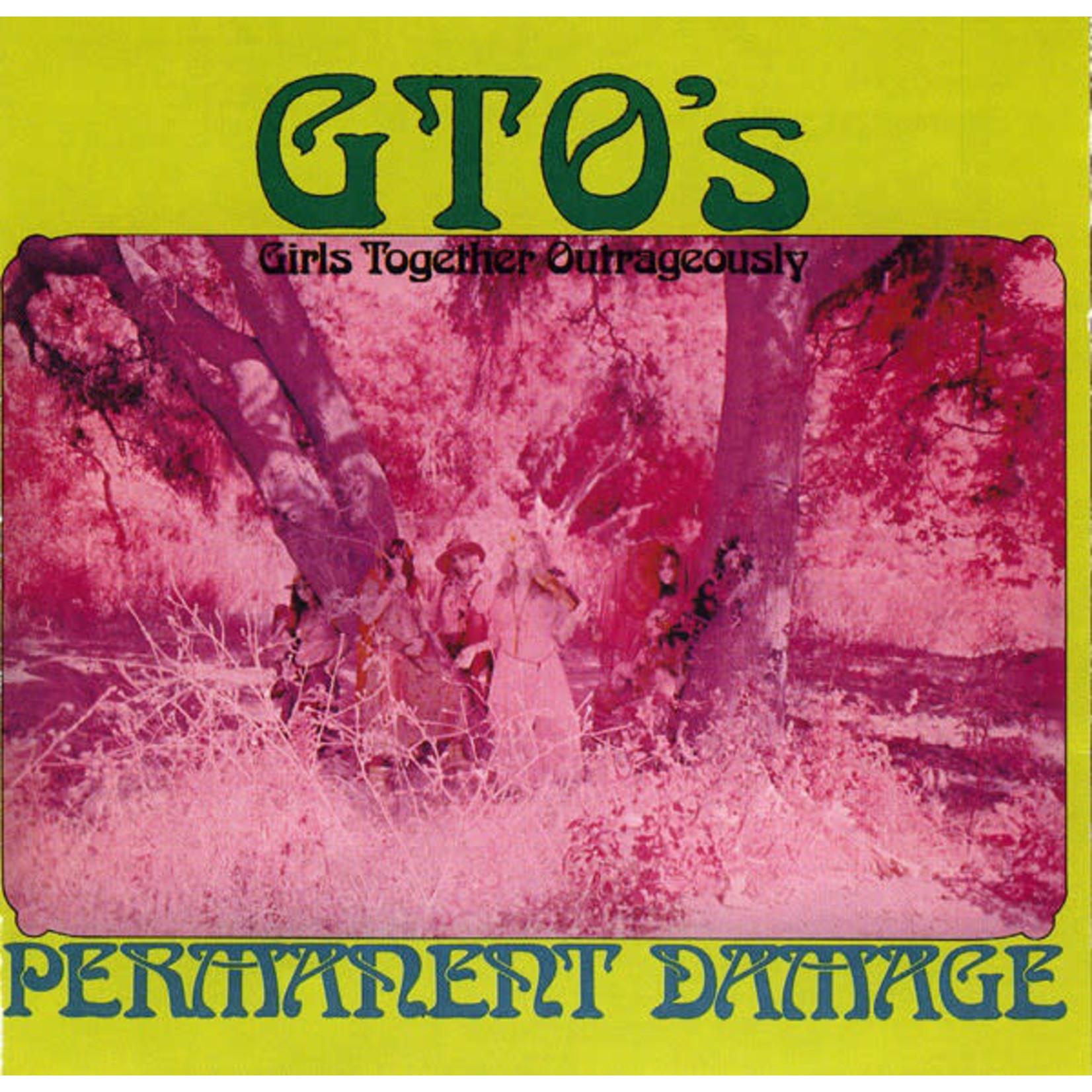Vinyl GTO's - Permanent Damage