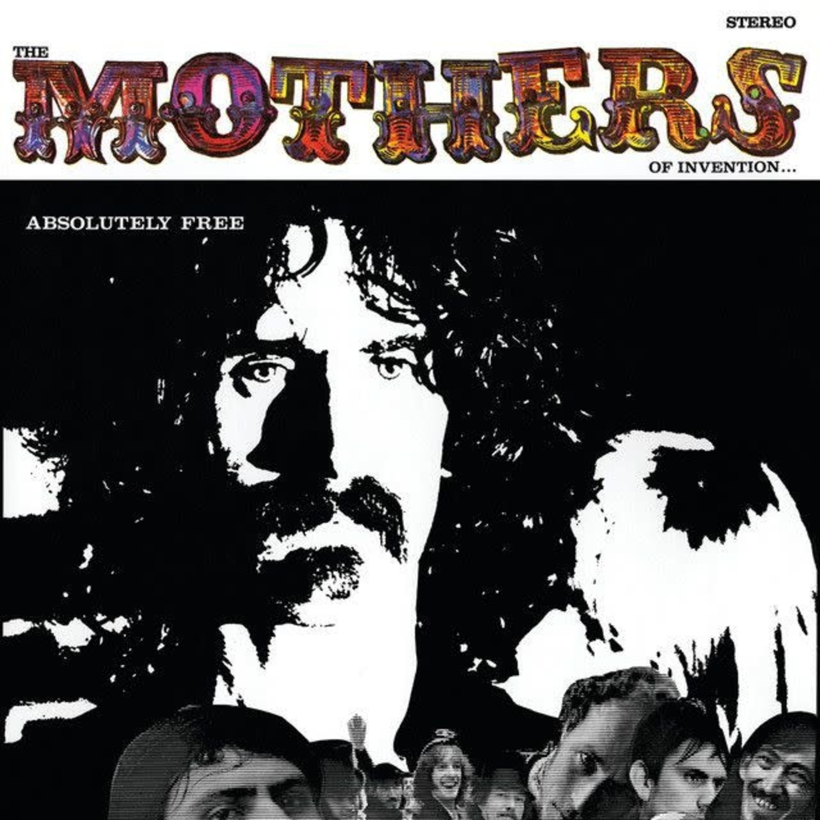 Vinyl The Mothers of Invention - Absolutely Free