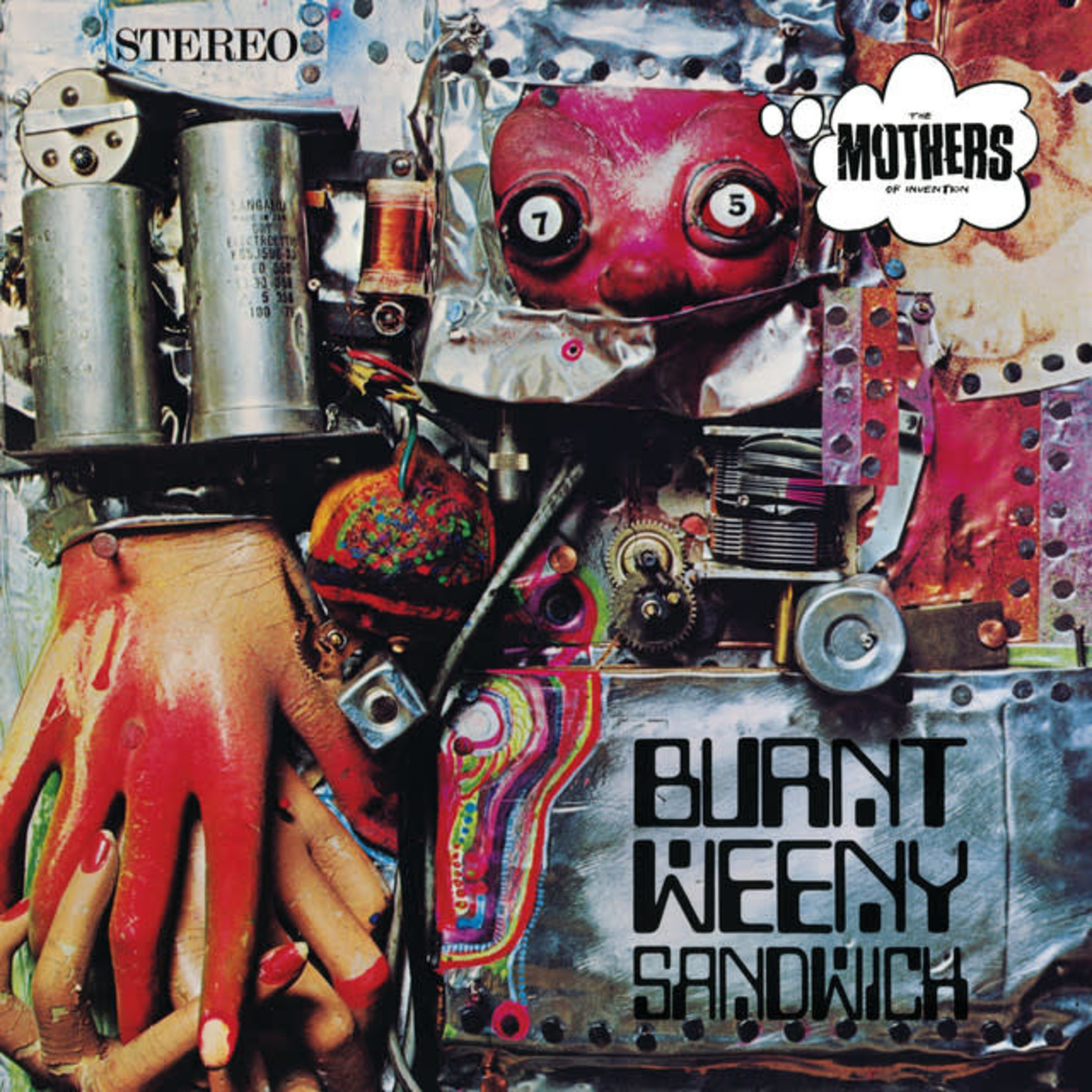 Vinyl The Mothers Of Invention - Burnt Weeny Sandwich