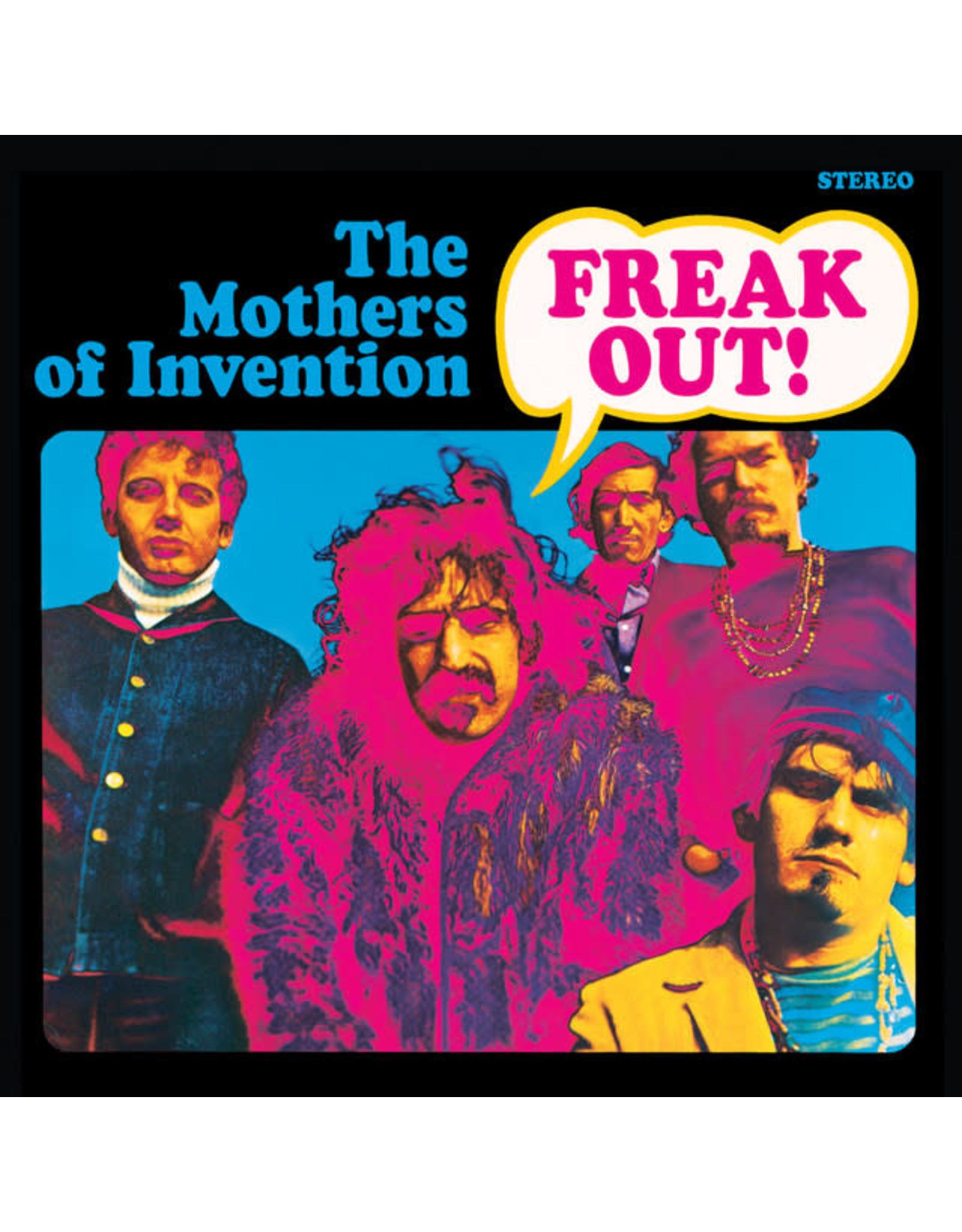 Vinyl The Mothers Of Invention - Freak Out