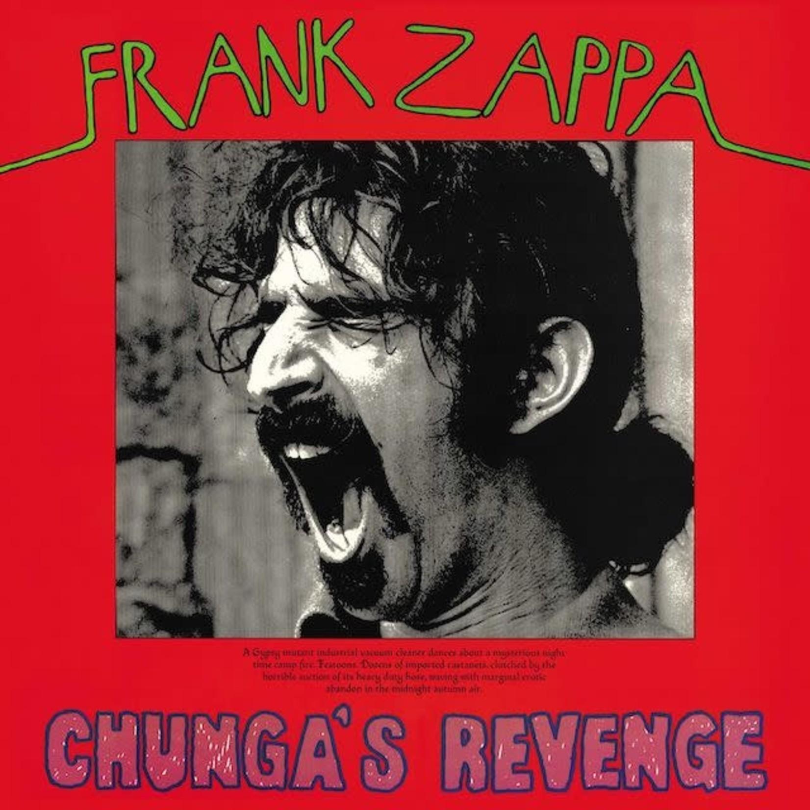 Vinyl Frank Zappa - Chunga's Revenge