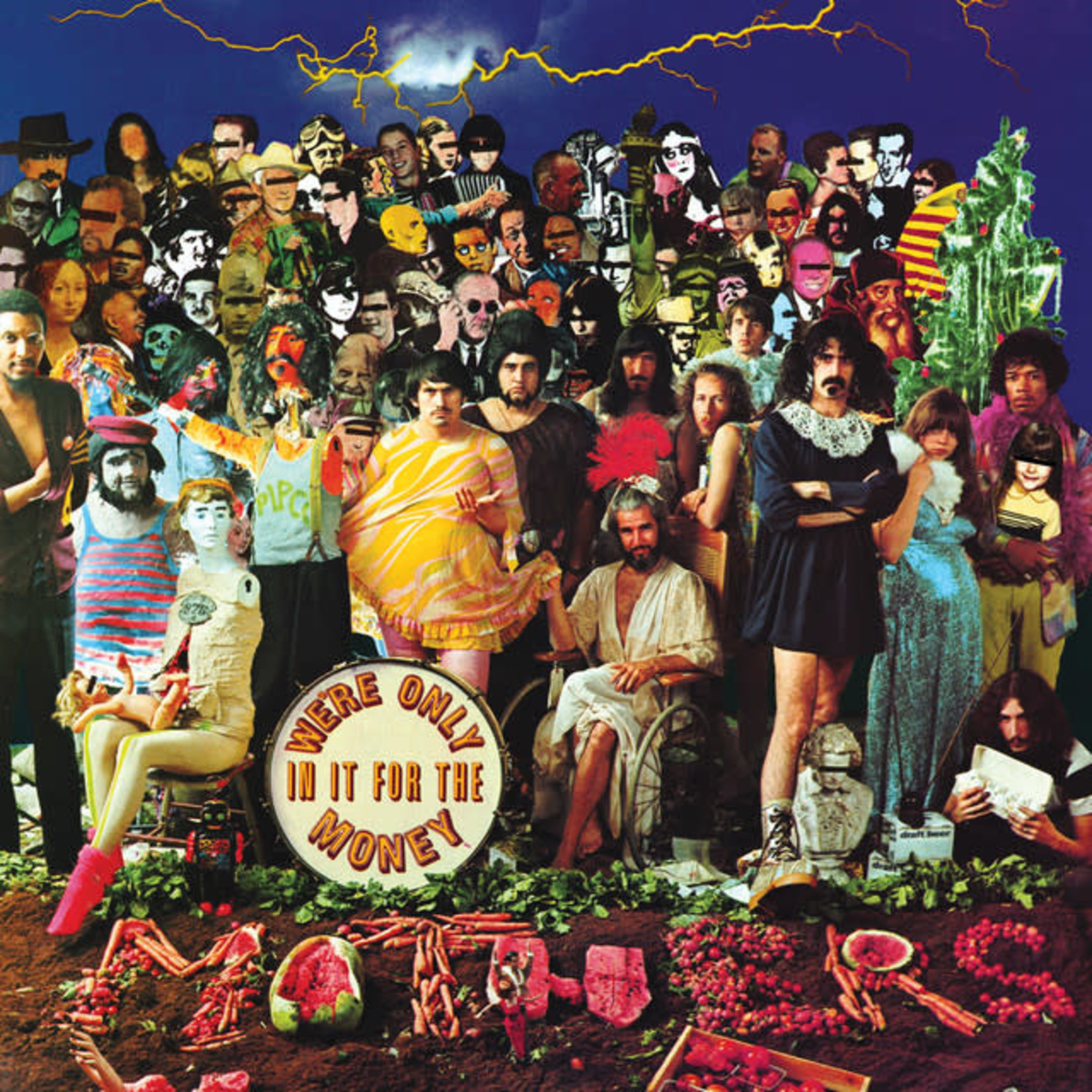 Vinyl The Mothers Of Invention - We're Only In It For The Money