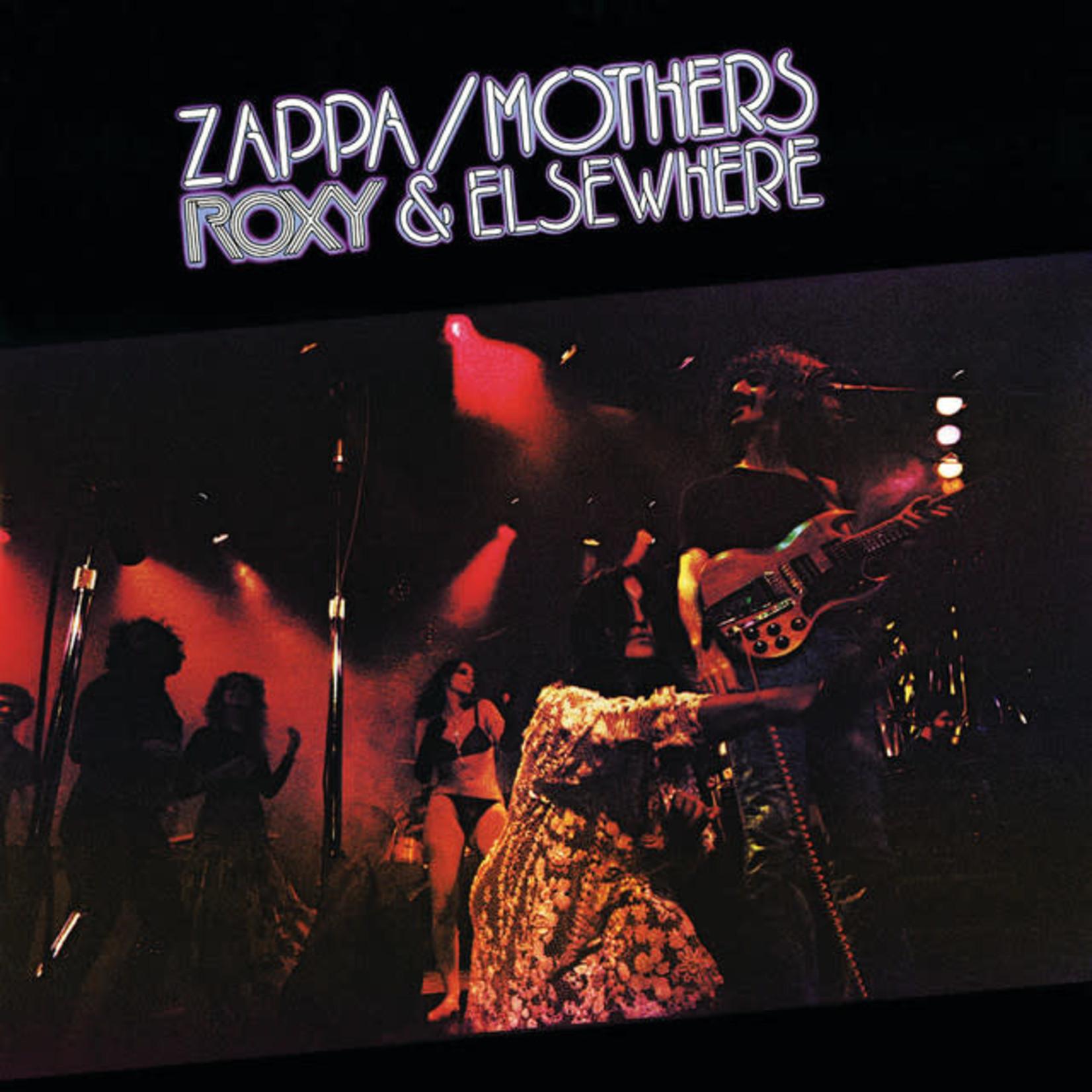 Vinyl Frank Zappa - Roxy & Elsewhere
