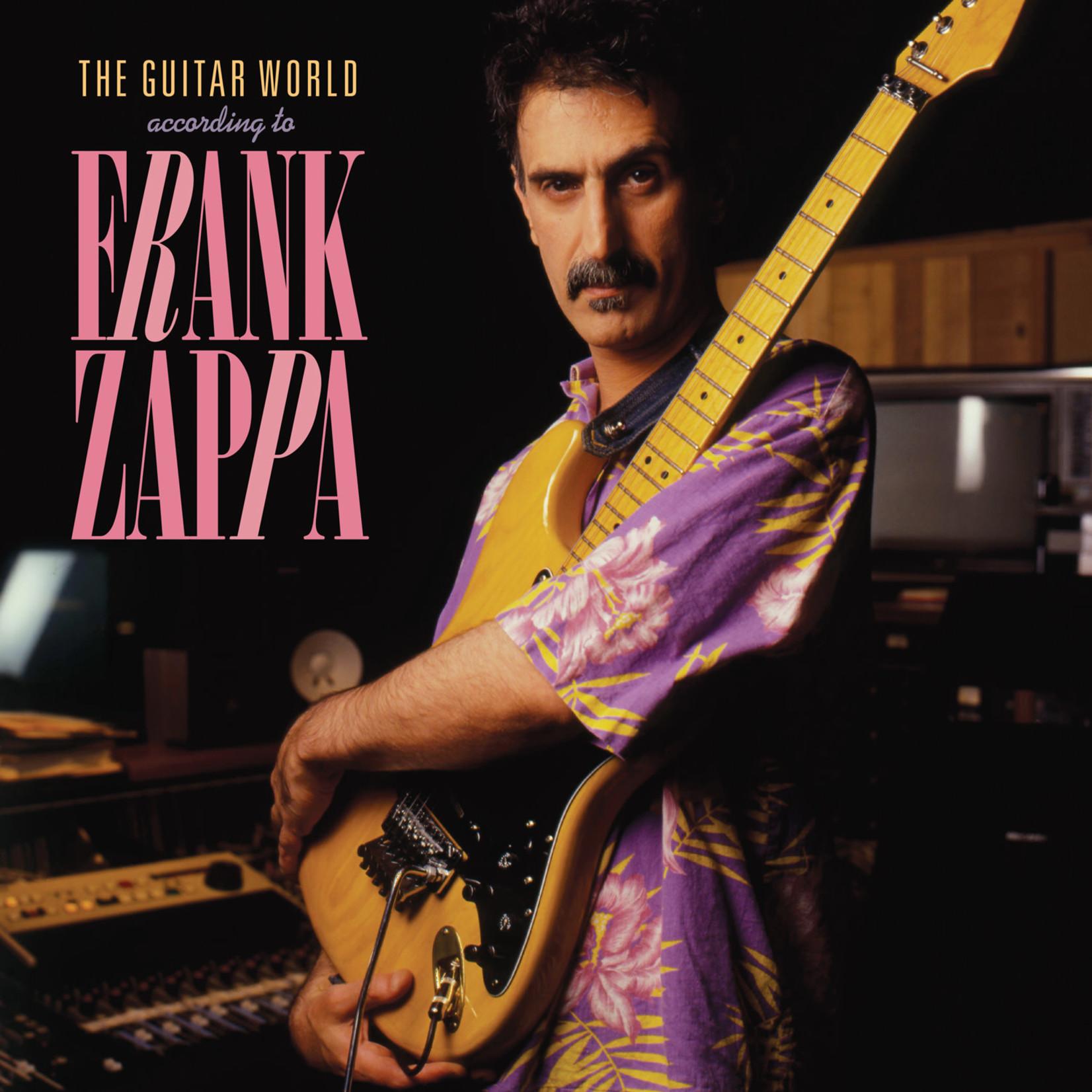 Vinyl Frank Zappa - The Guitar World according to Frank Zappa. $$
