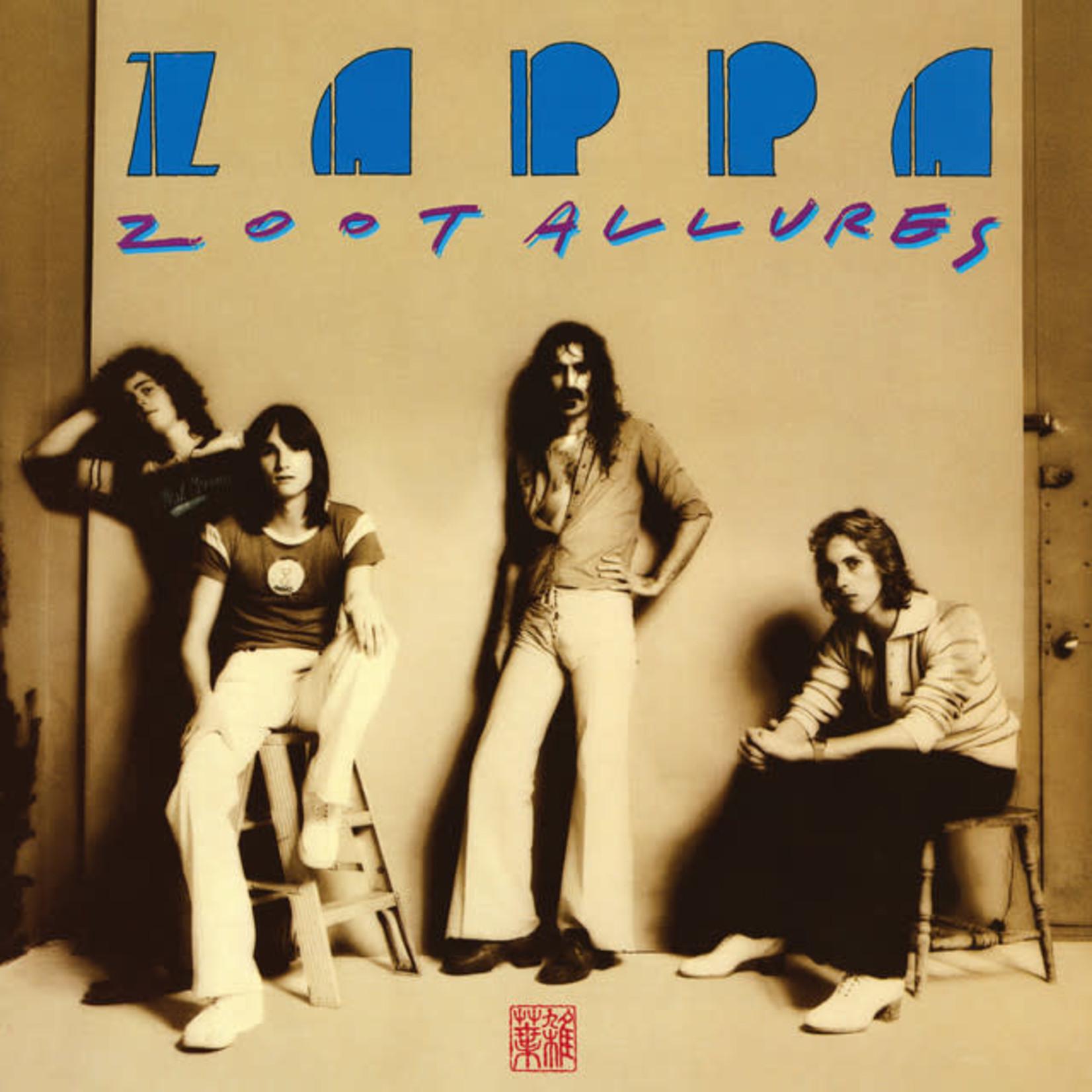 Vinyl Frank Zappa - Zoot Allures