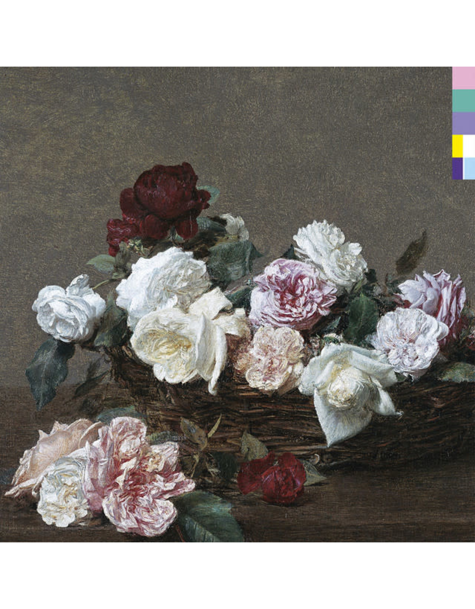 Vinyl New Order - Power, Corruption & Lies