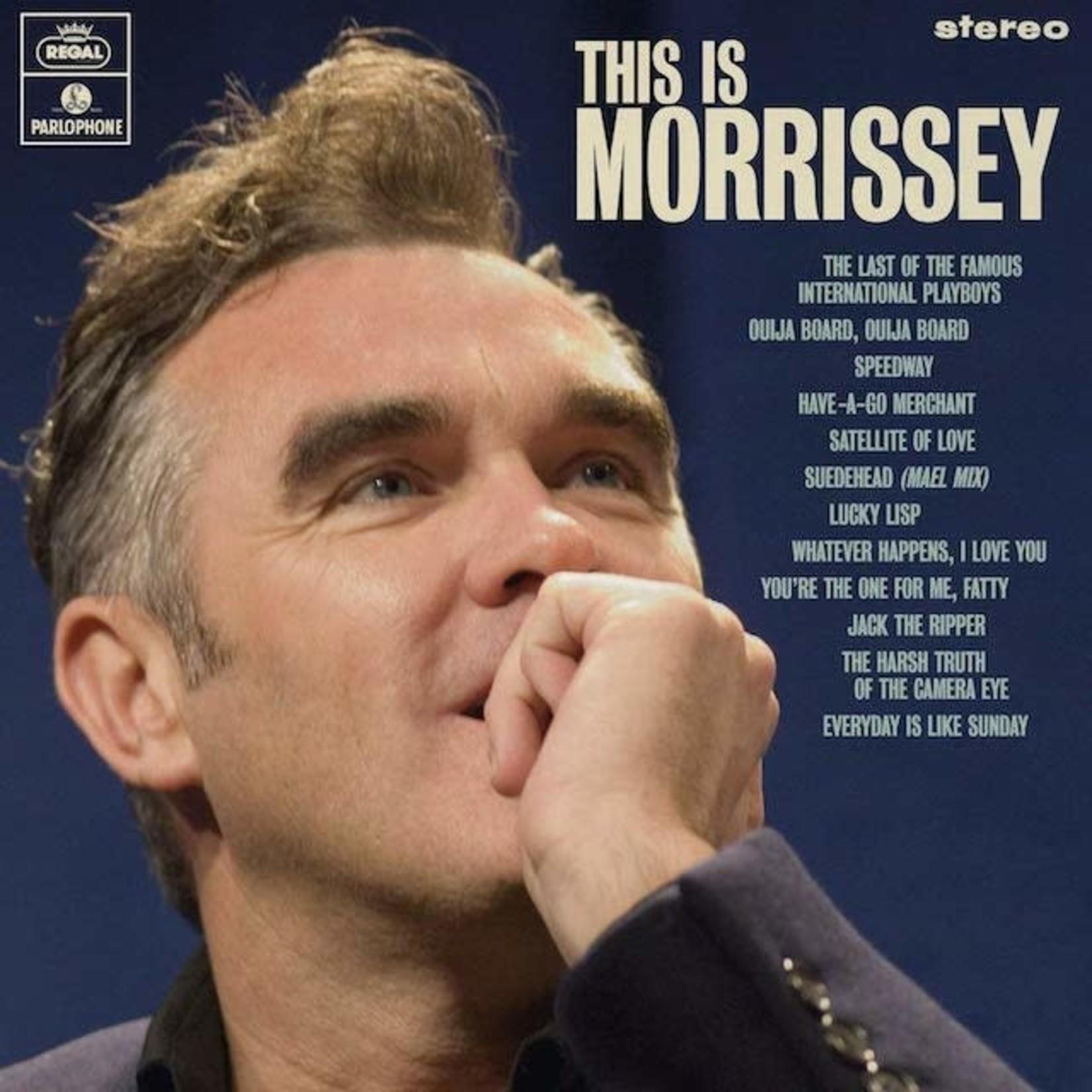 Vinyl Morrissey - This Is Morrissey (Best Of)