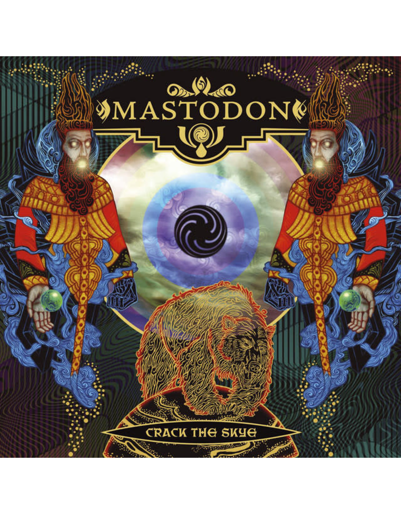 Vinyl Mastodon - Crack The Skye