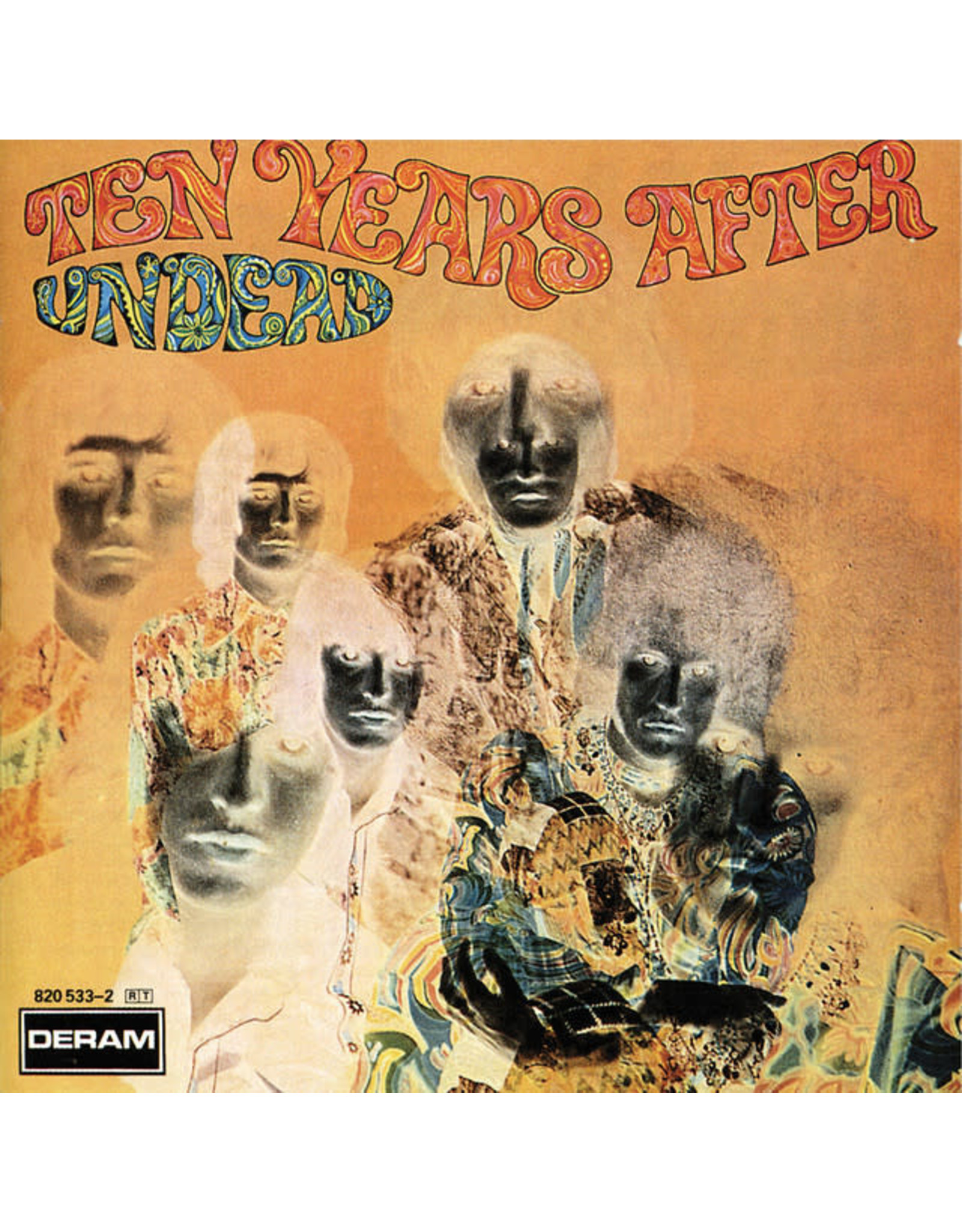 Vinyl Ten Years After - Undead