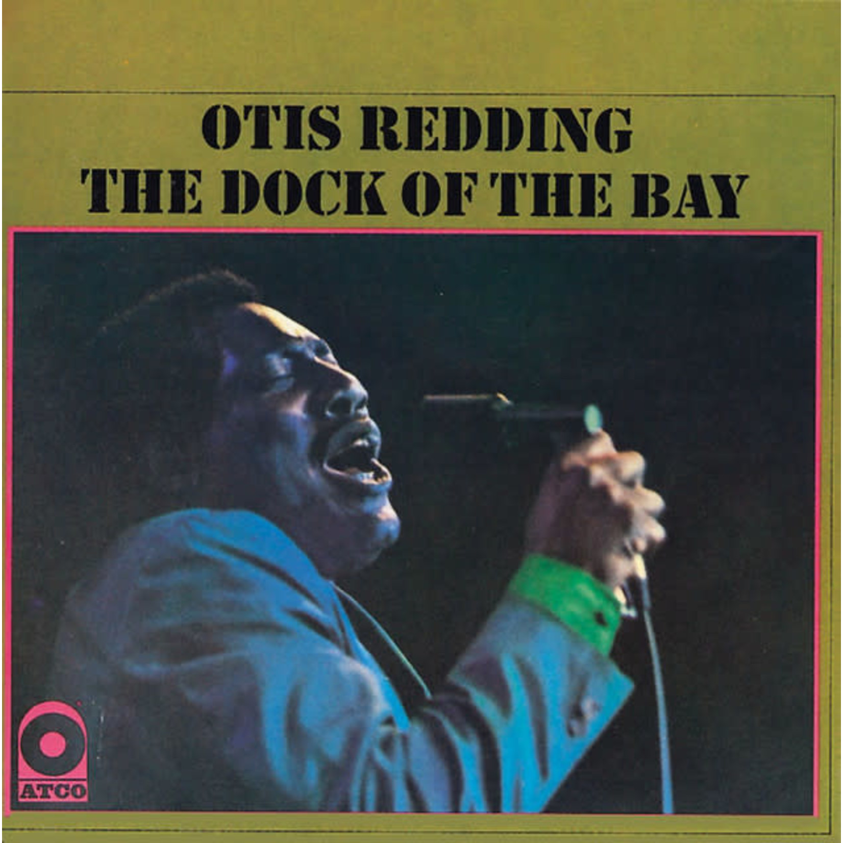 Vinyl Otis Redding - Dock Of The Bay