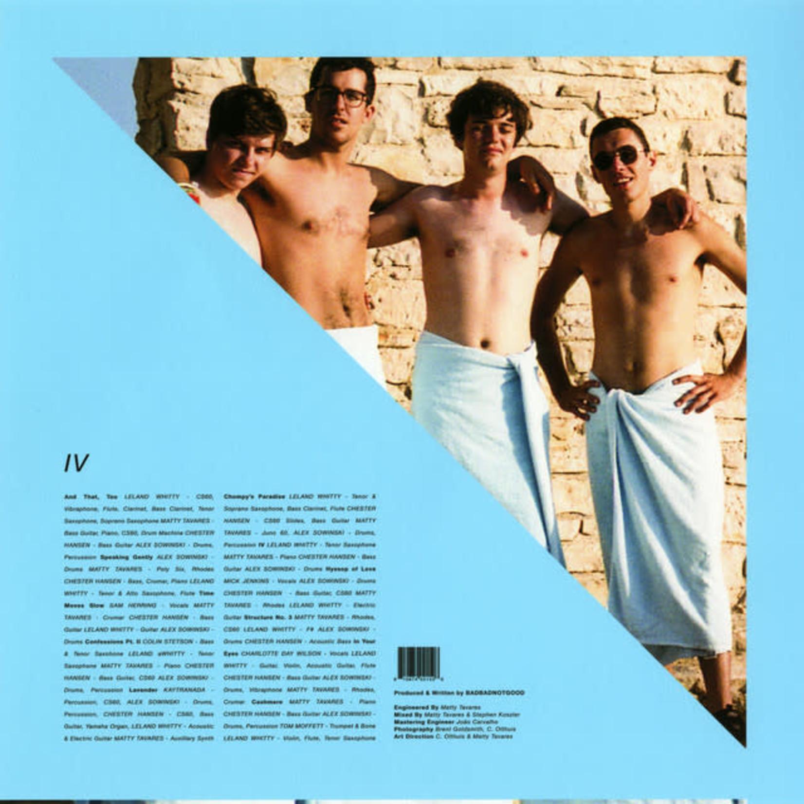 Vinyl BADBADNOTGOOD - IV