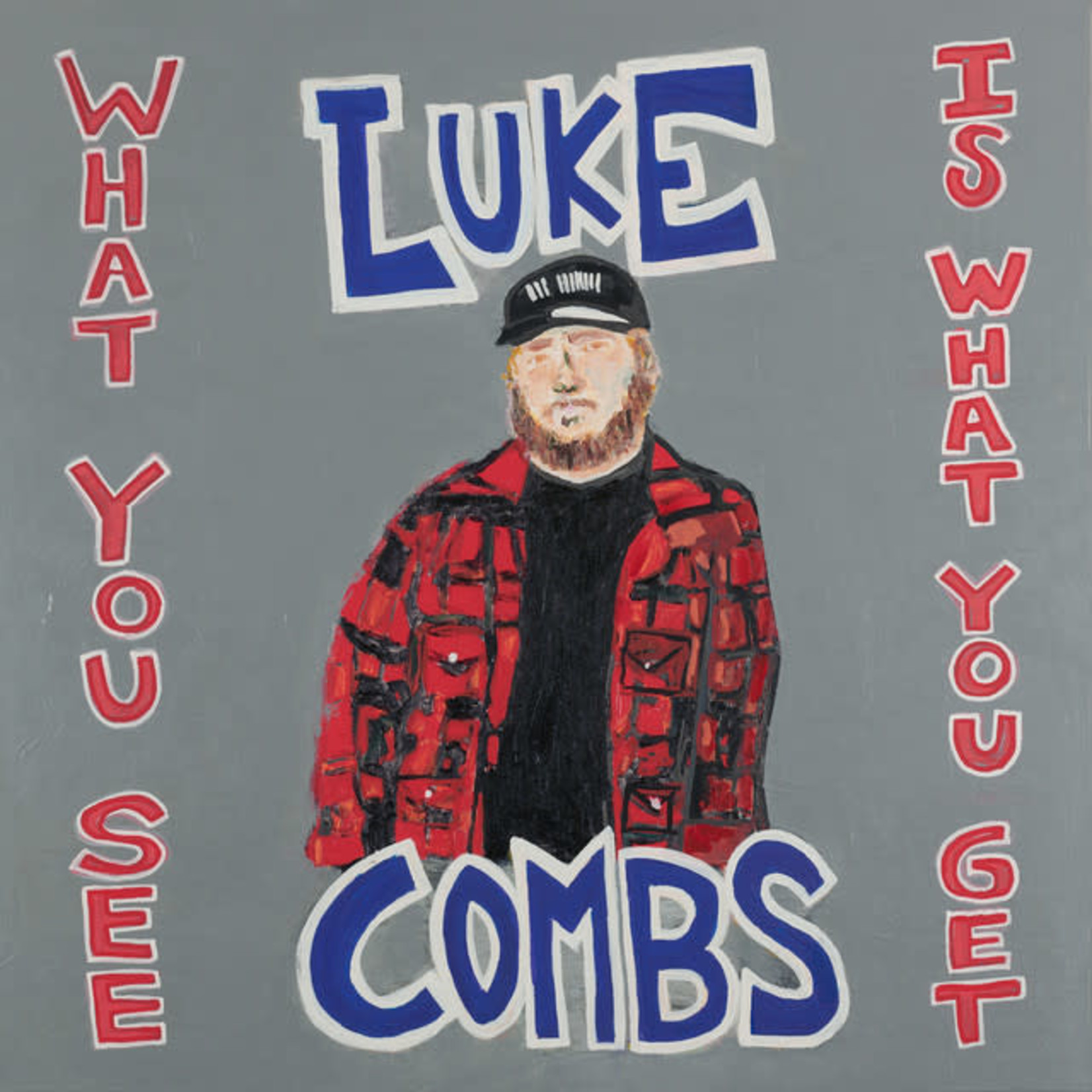 Vinyl Luke Combs - What You See Is What You Get