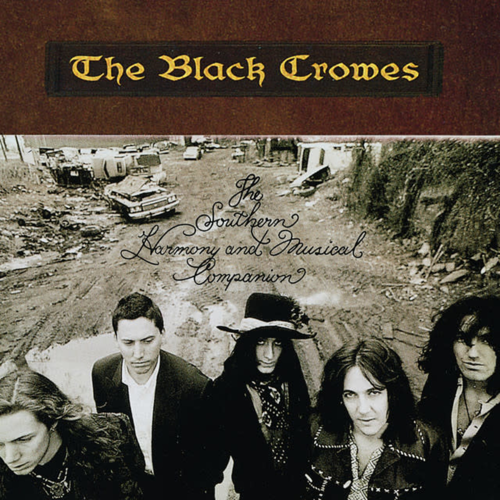Vinyl The Black Crowes - Southern Harmony And Musical Companion