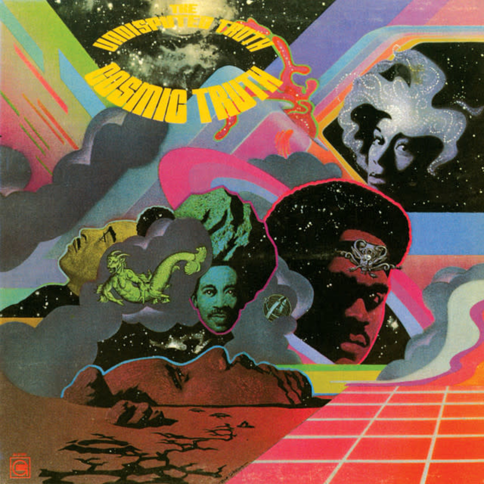 Vinyl The Undisputed Truth - Cosmic Truth