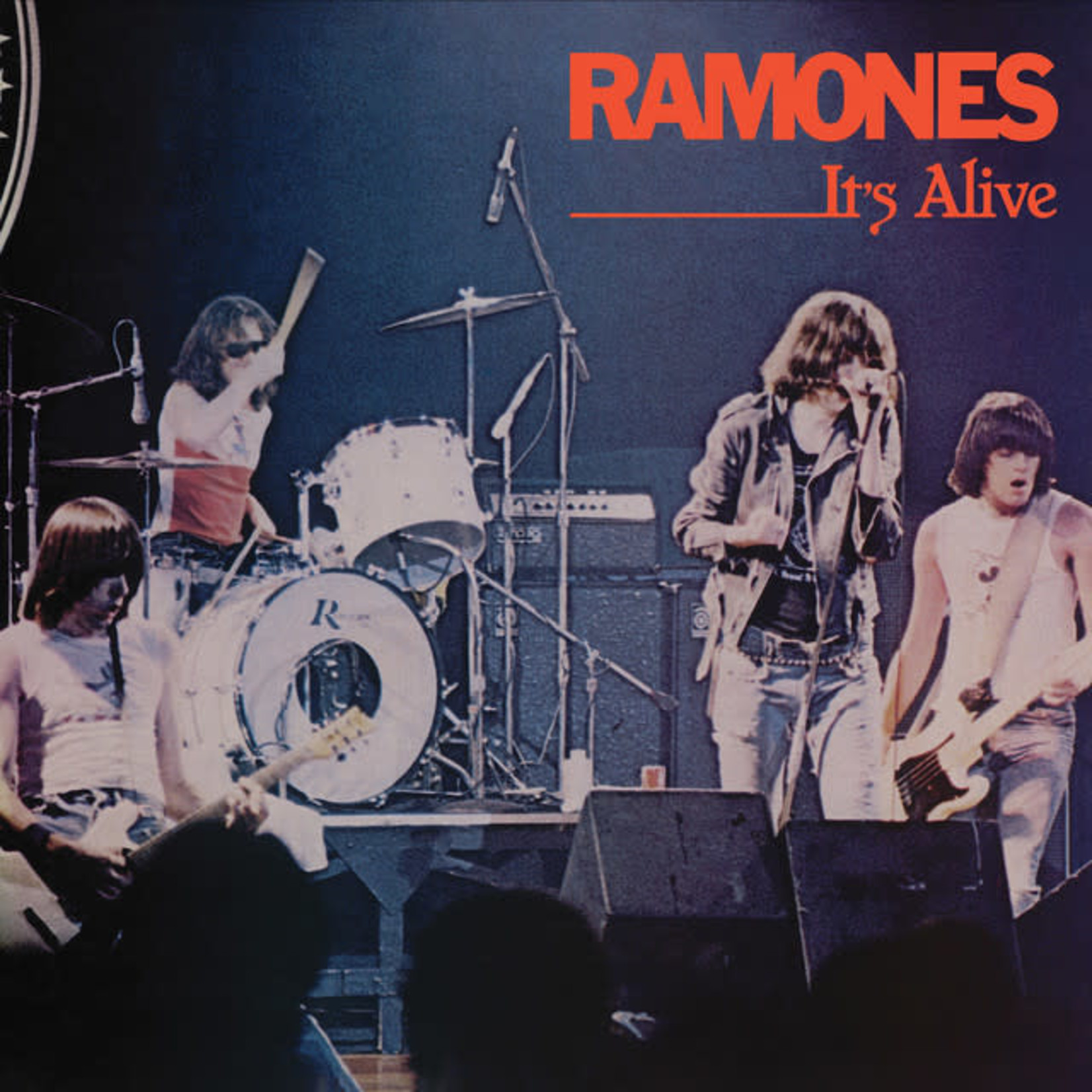 Vinyl Ramones - It's Alive