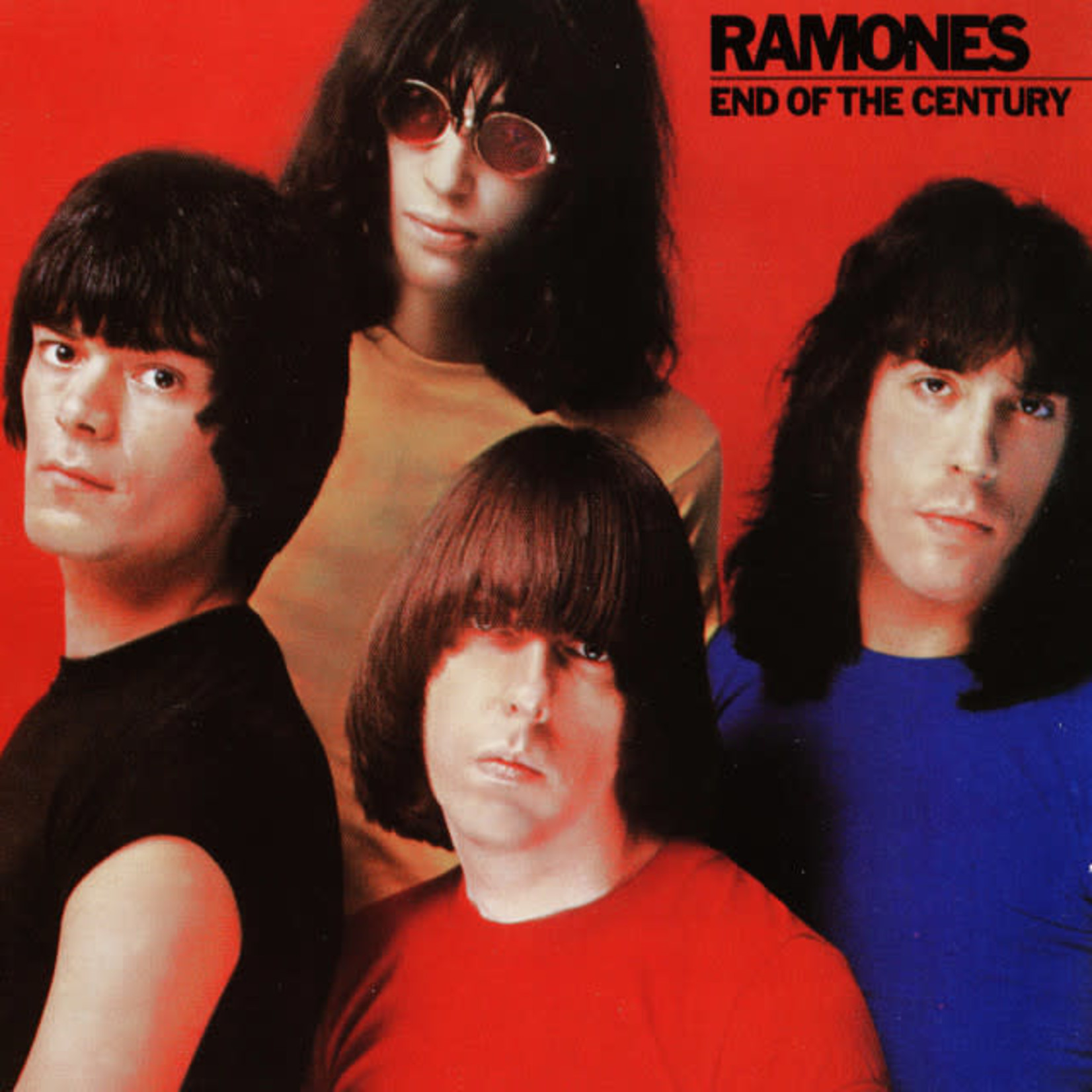 Vinyl Ramones - End Of The Century