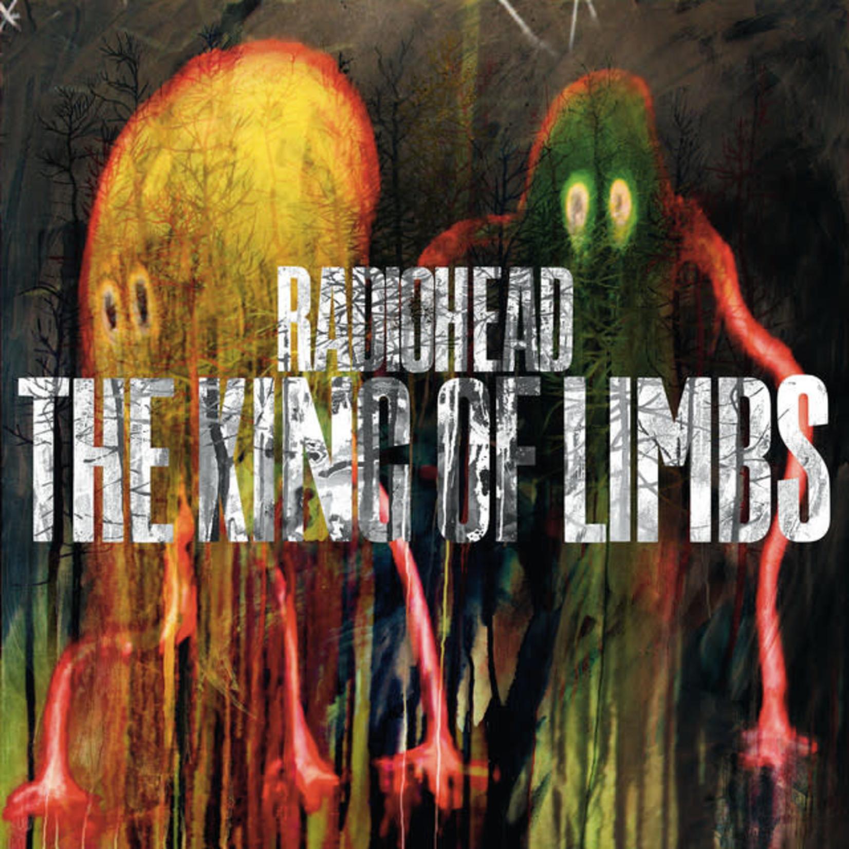 Vinyl Radiohead - King Of Limbs