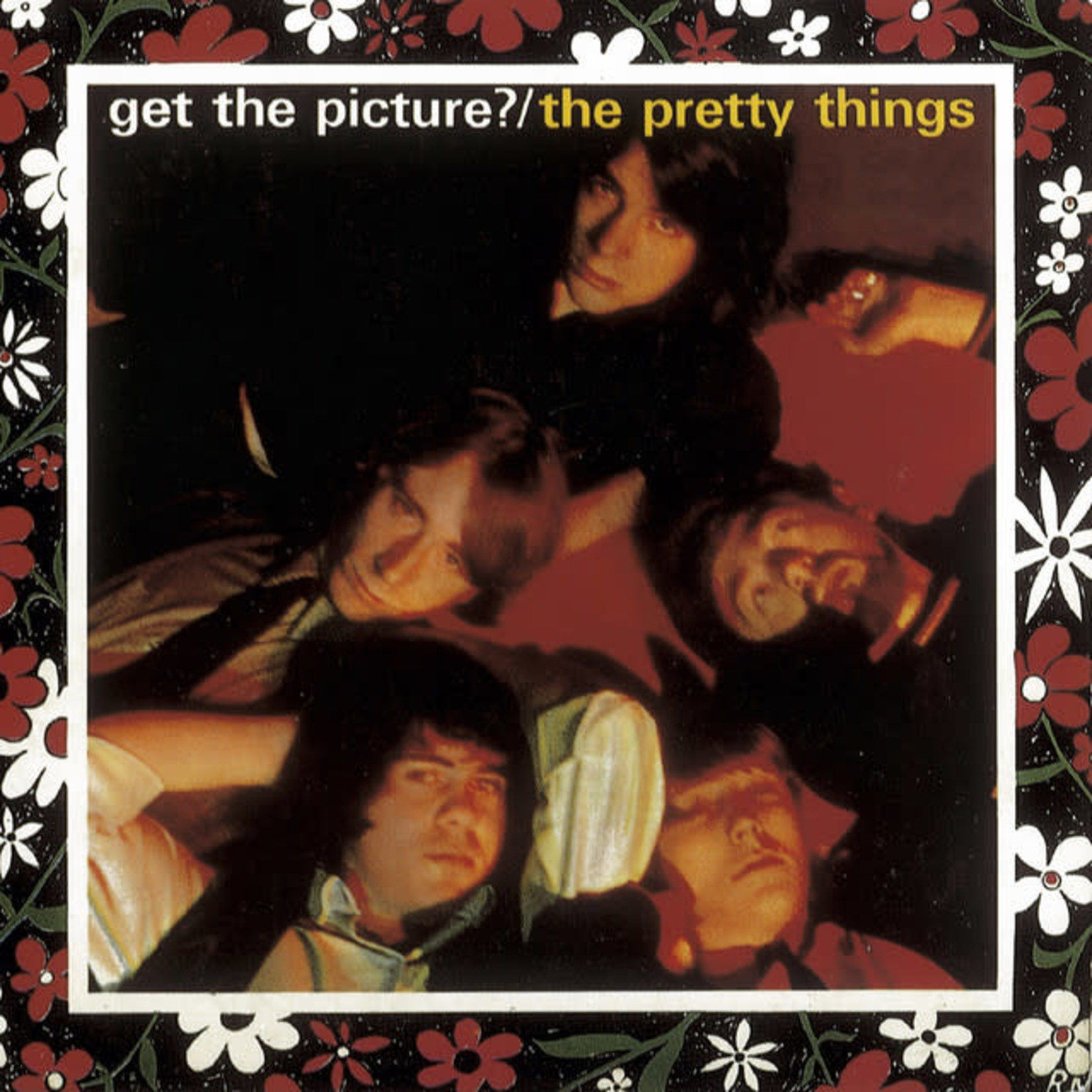 Vinyl The Pretty Things - Get The Picture