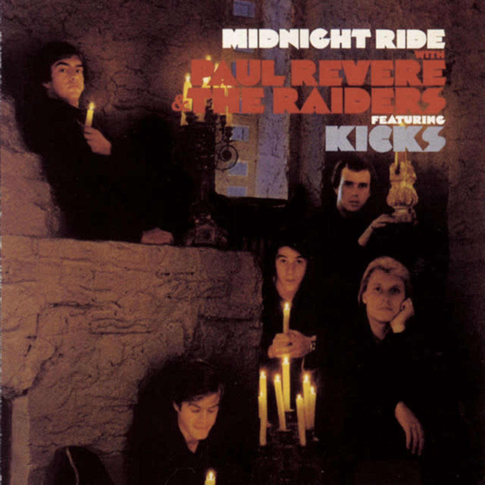 Vinyl Paul Revere & The Midnight Raiders - Midnight Ride