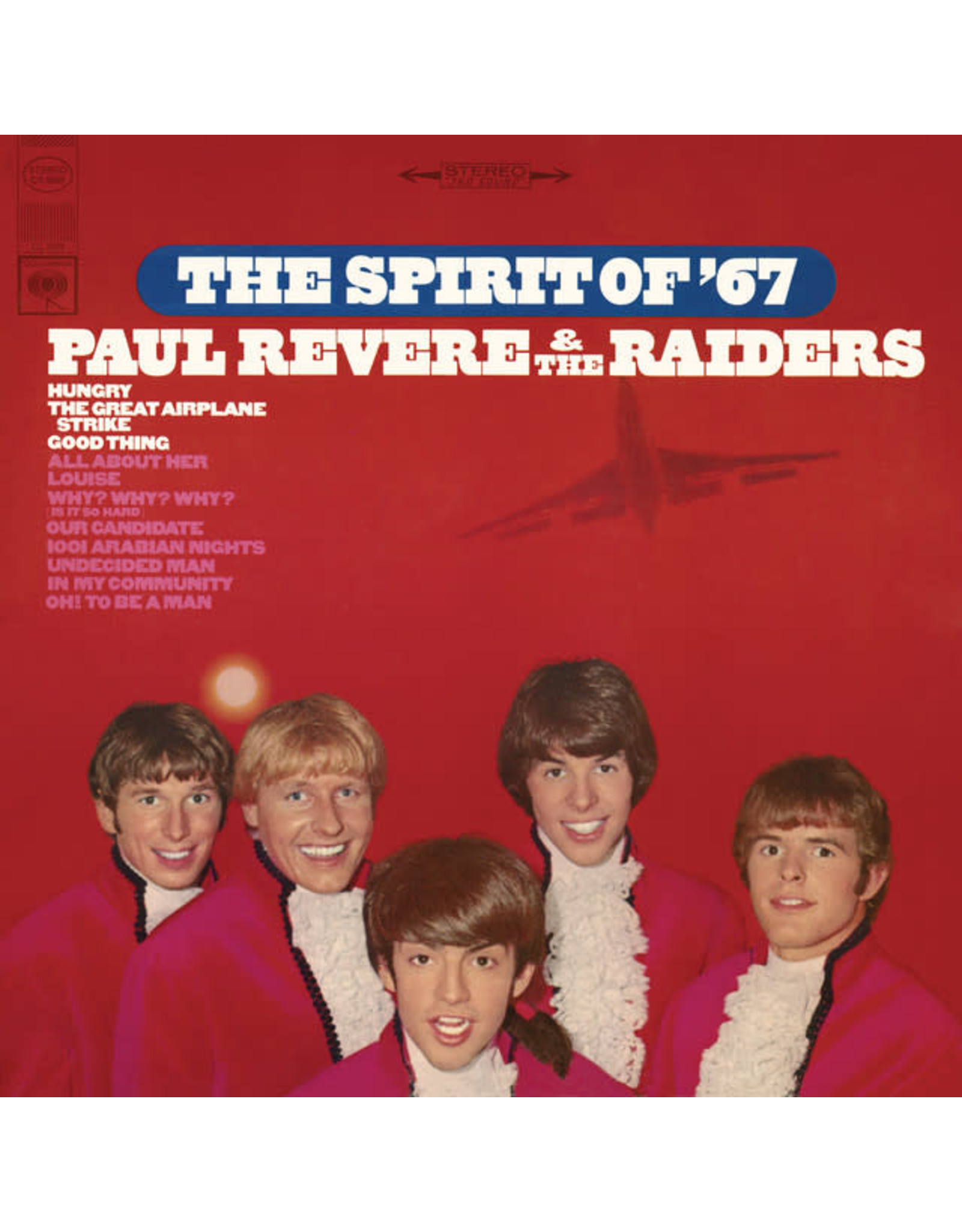 Vinyl Paul Revere & The Raiders - The Spirit of '67
