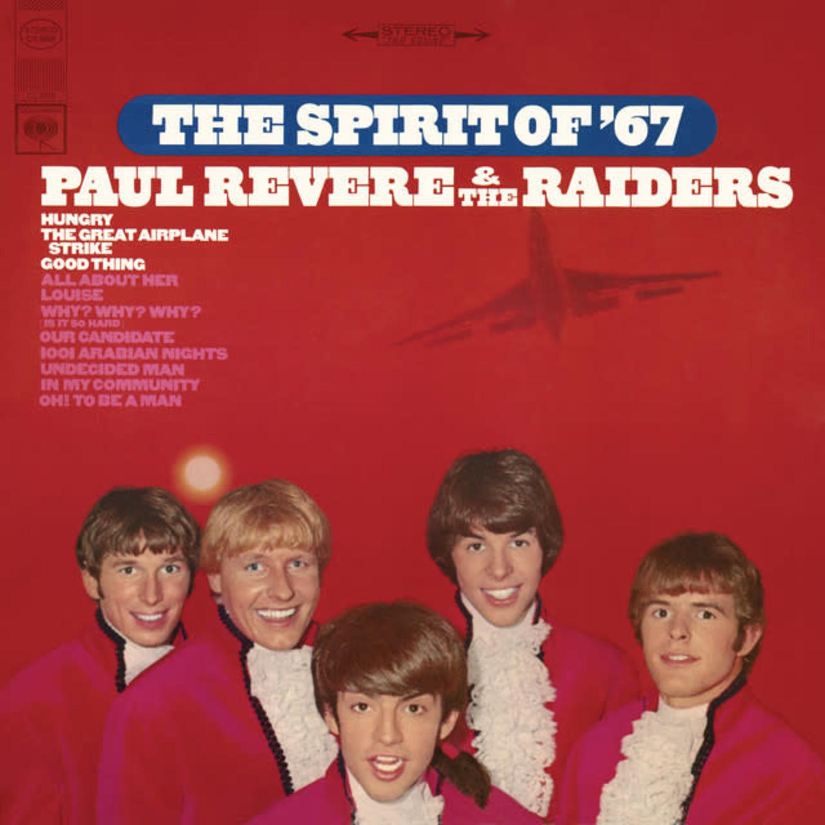 Vinyl Paul Revere & The Raiders - The Spirit of '67