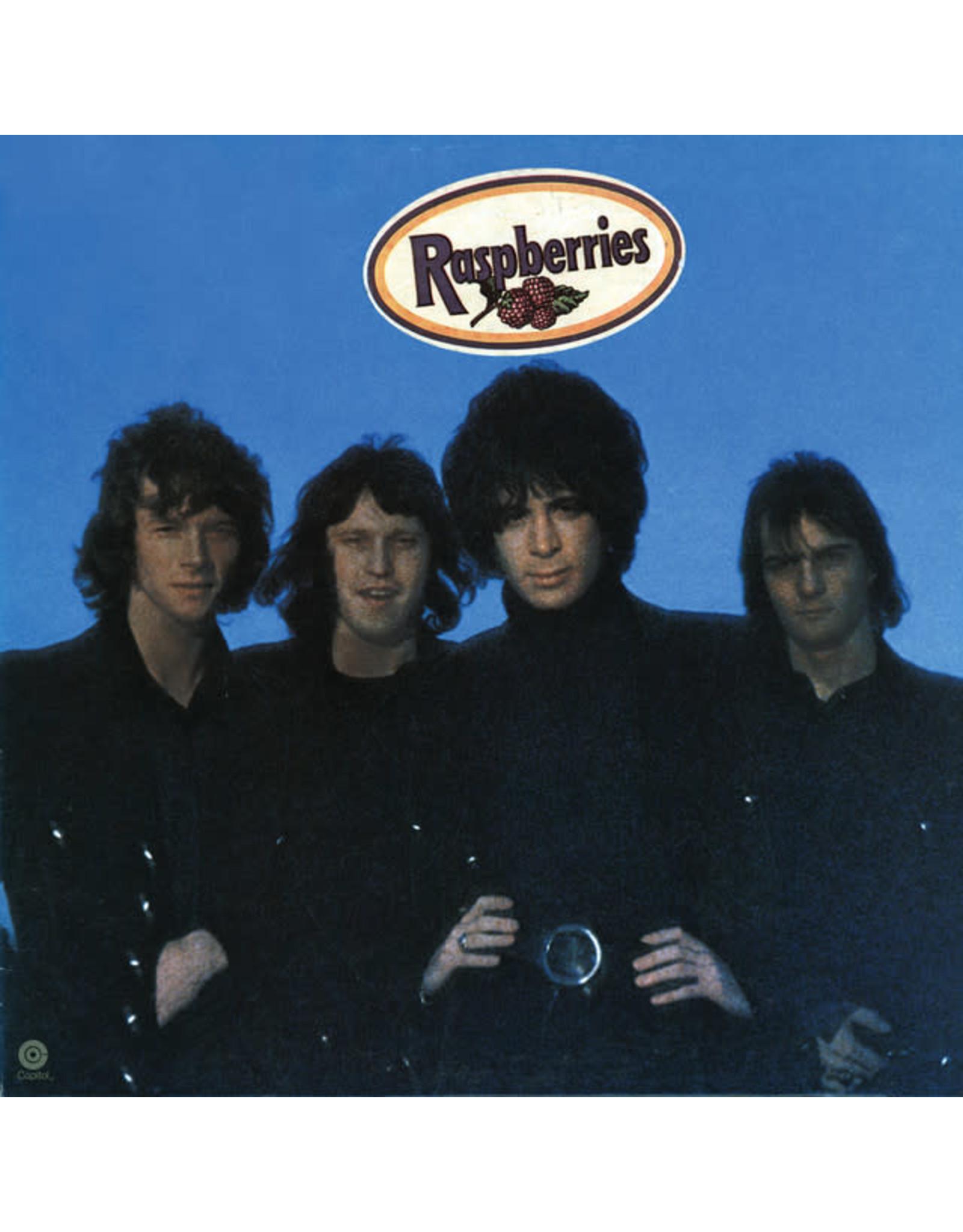 Vinyl Raspberries - ST