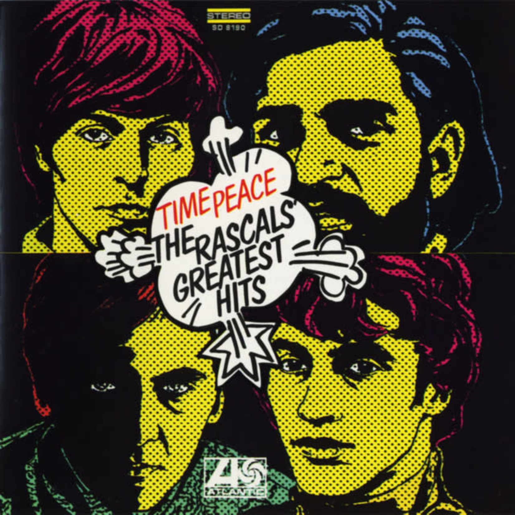Vinyl The Rascals - Time Peace Greatest Hits
