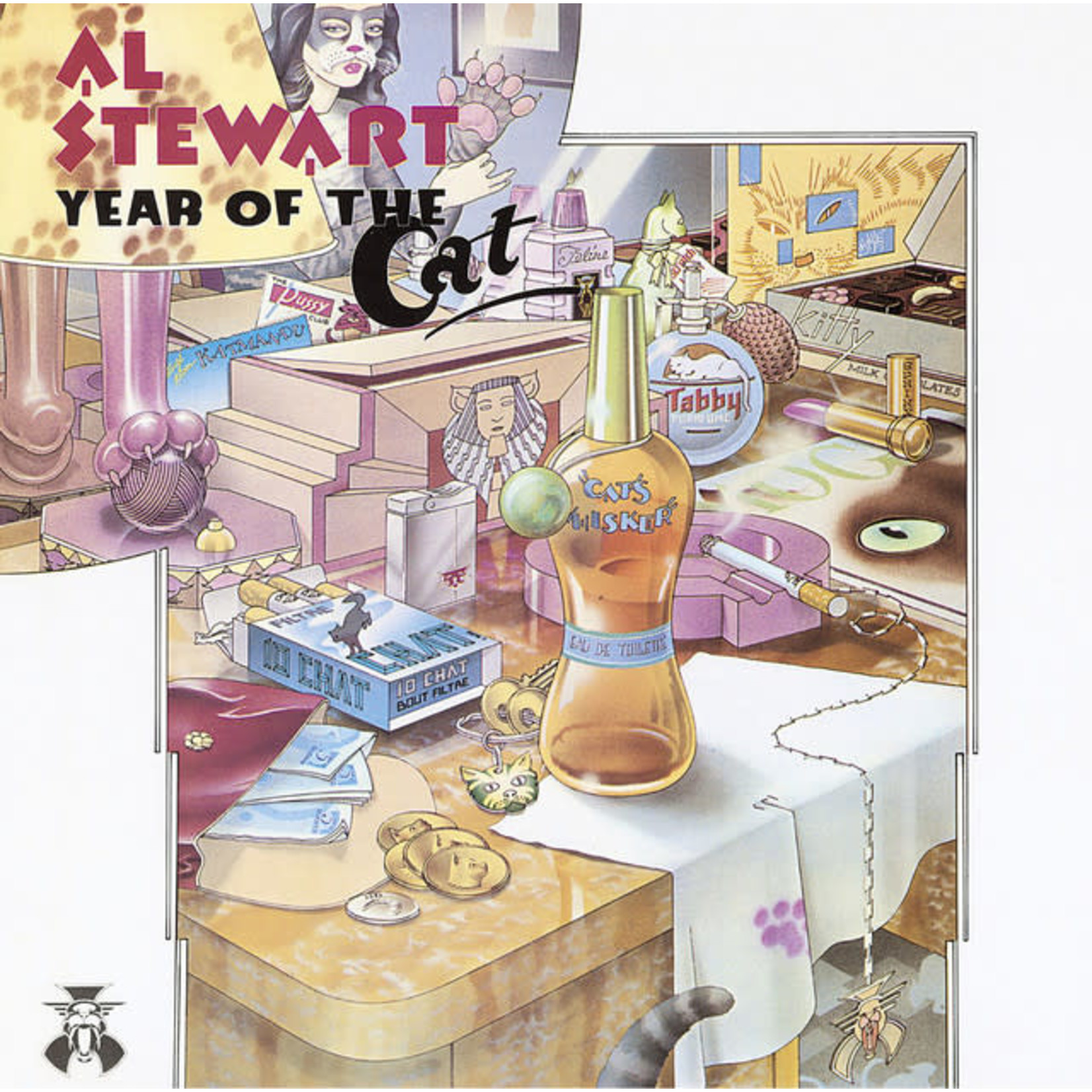 Vinyl Al Stewart - Year of the Cat