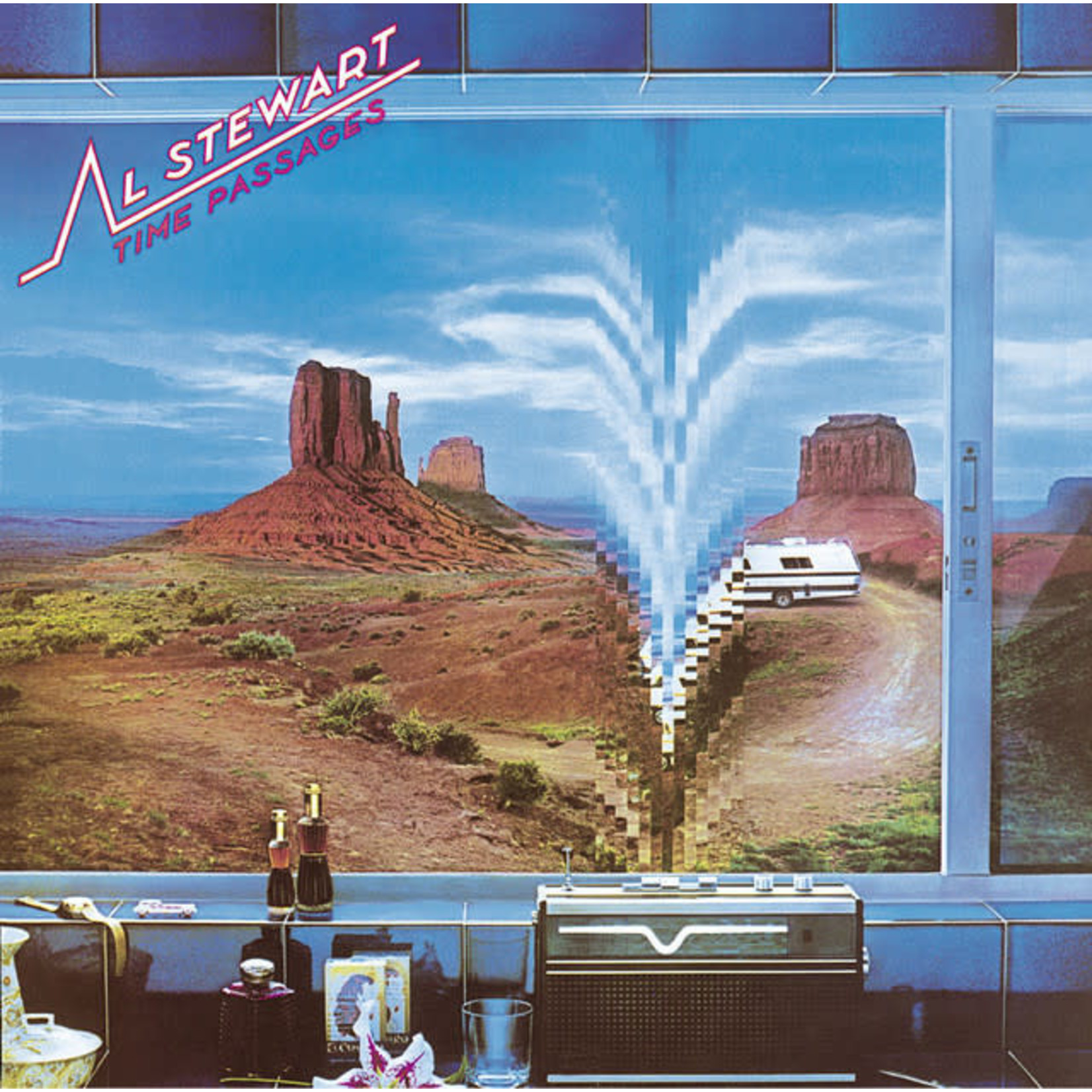 Vinyl Al Stewart - Time Passages