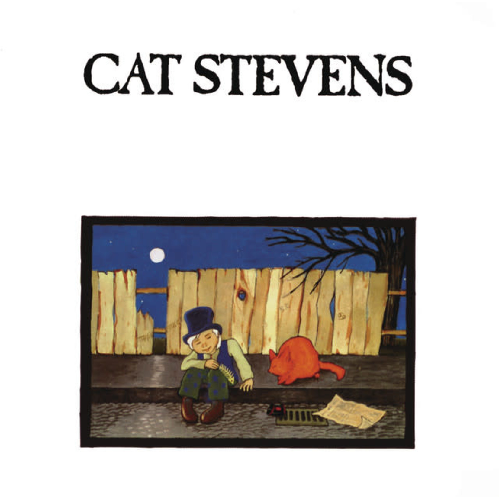 Vinyl Cat Stevens - The Teaser & The Firecat