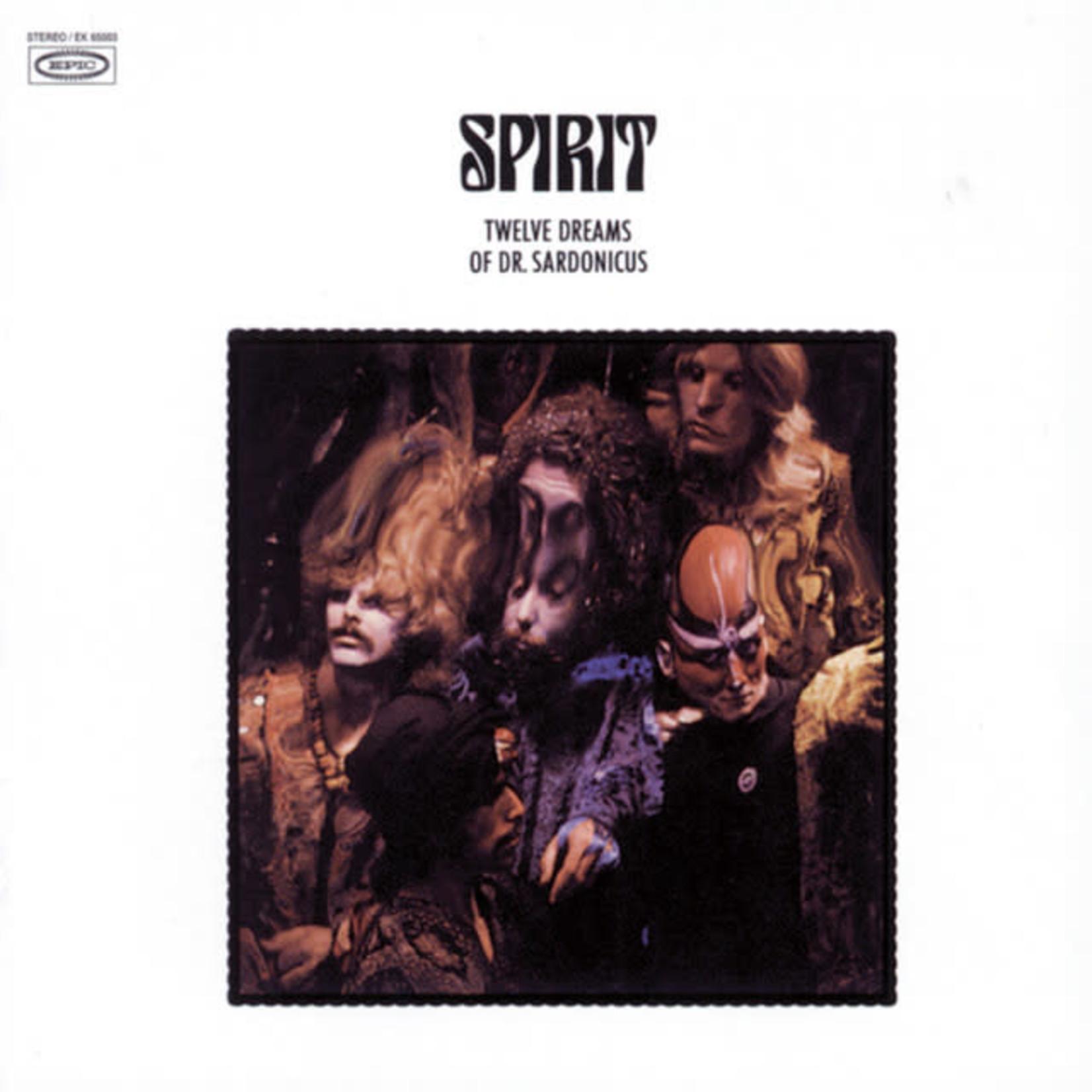 Vinyl Spirit - Twelve Dreams of Dr. Sardonicus