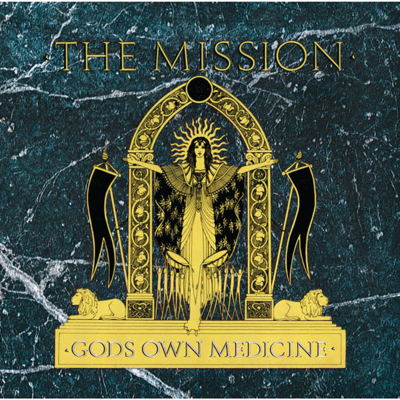 Vinyl The Mission - Gods Own Medicine