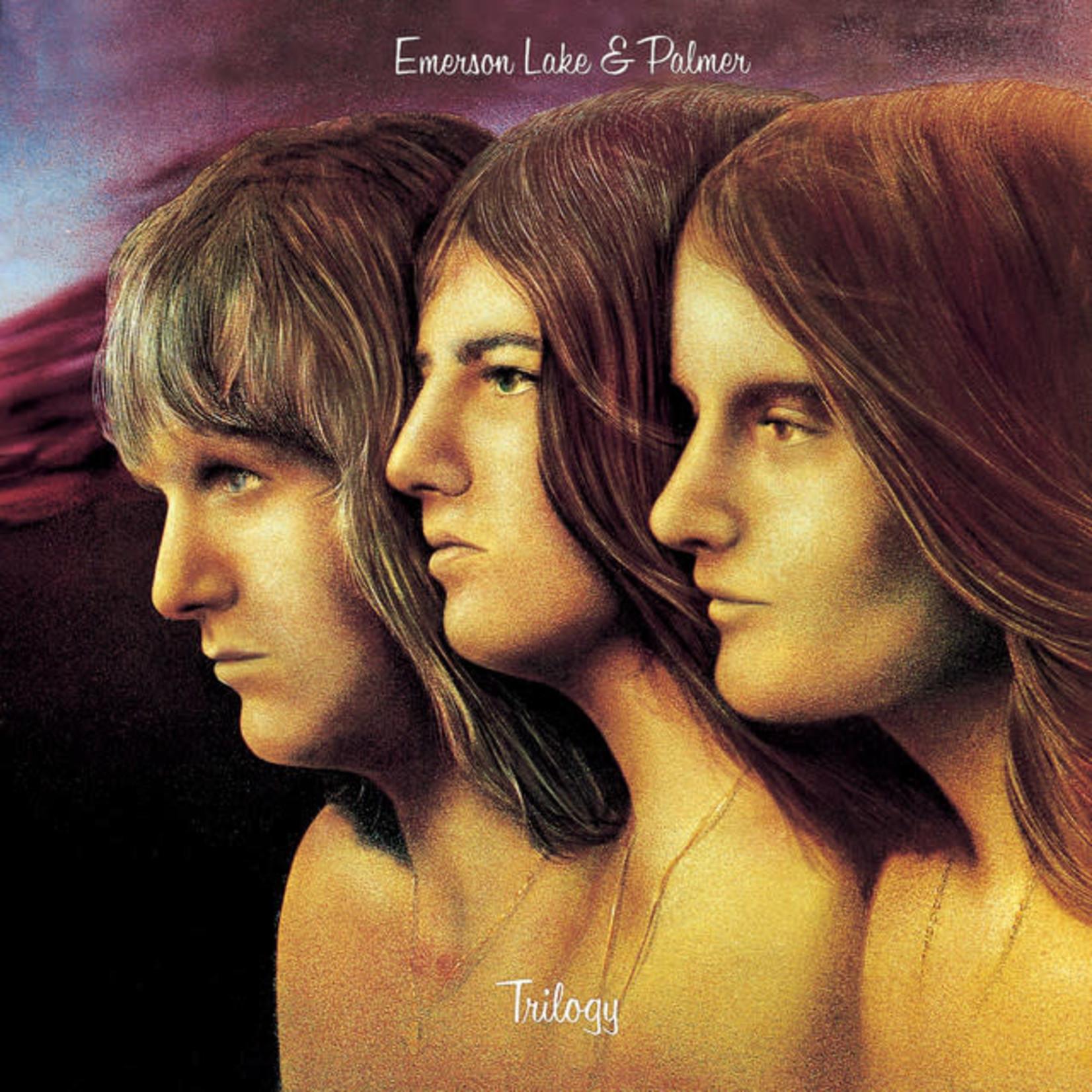 Vinyl Emerson, Lake & Palmer - Trilogy