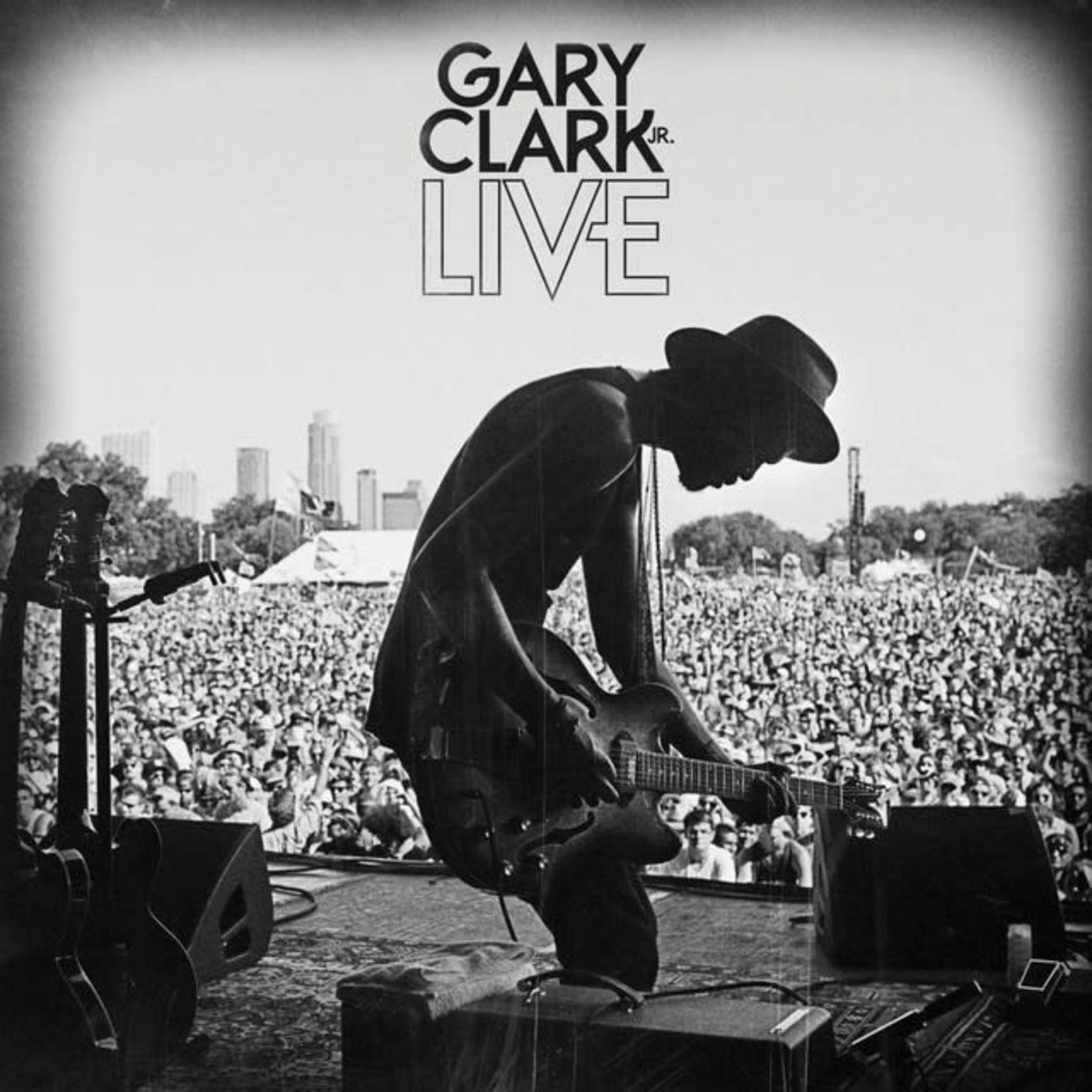 Vinyl Gary Clark - Live